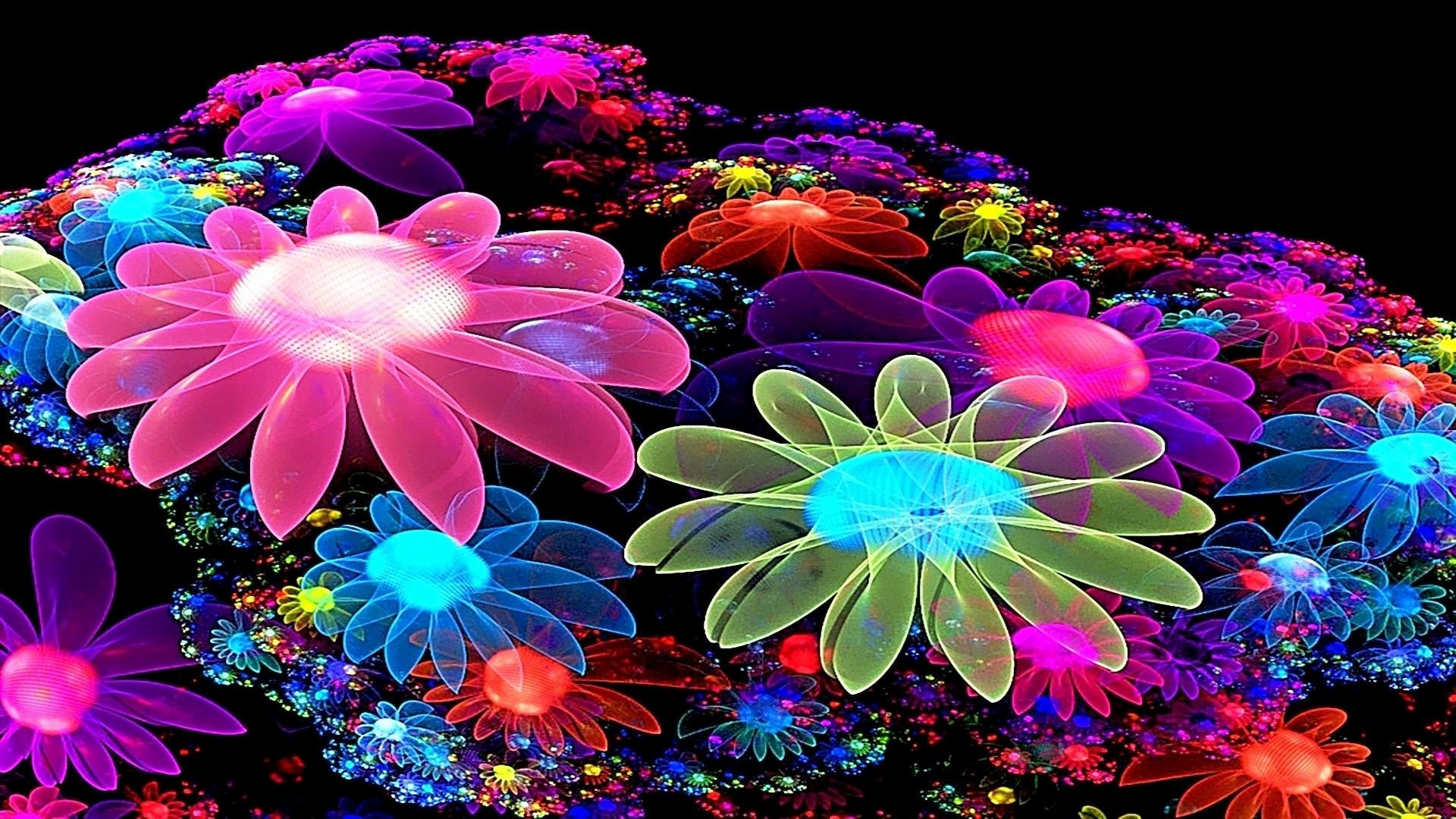 Colorful Trippy Wallpapers 68 Background Pictures