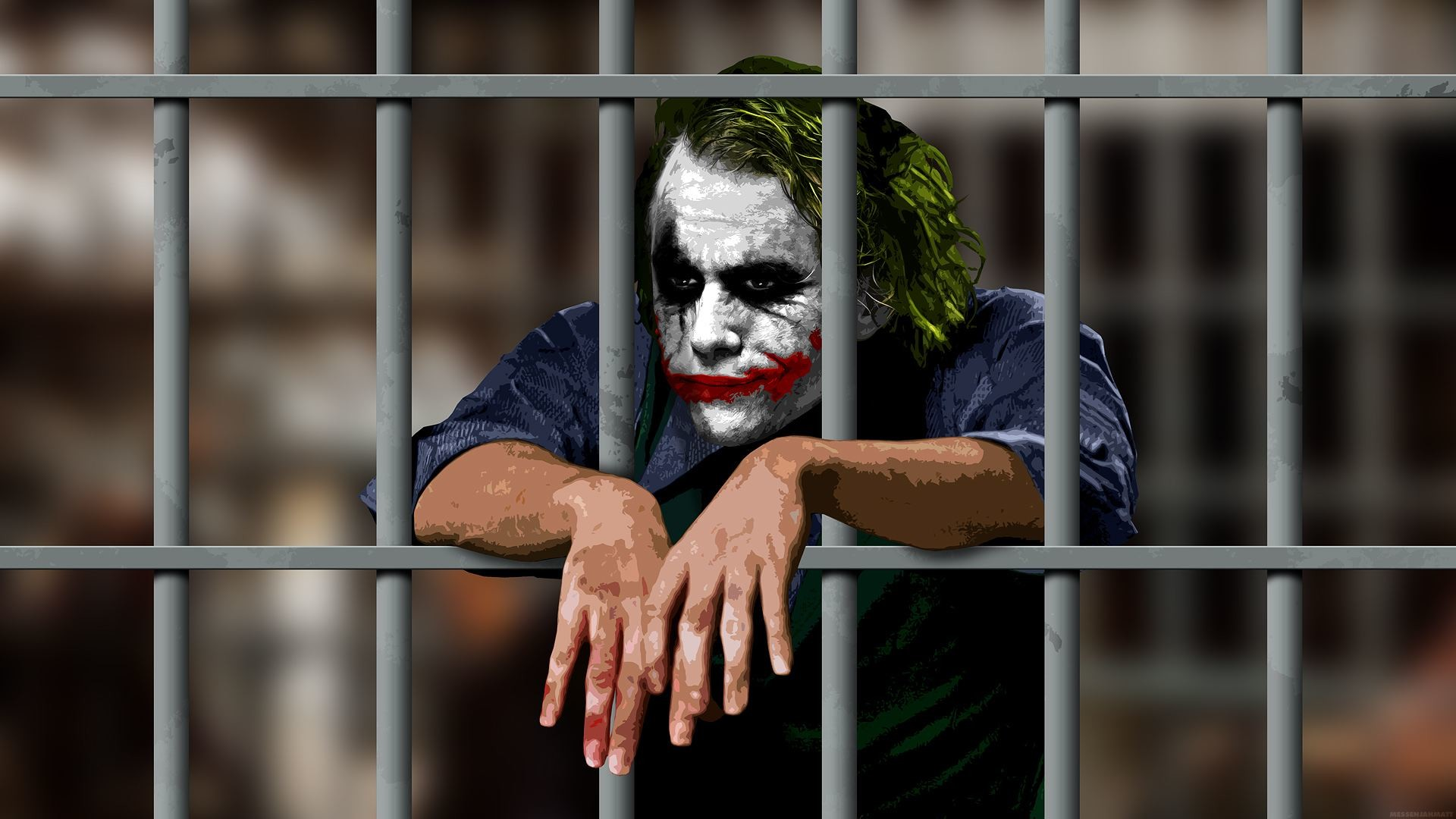 Joker Why So Serious Wallpapers 58 Background Pictures