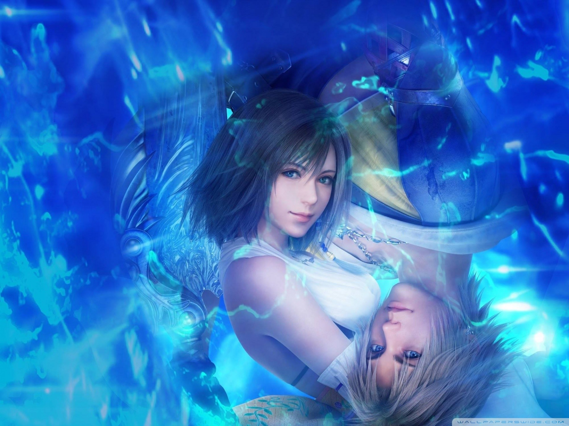 Yuna And Tidus Wallpapers 73 Background Pictures