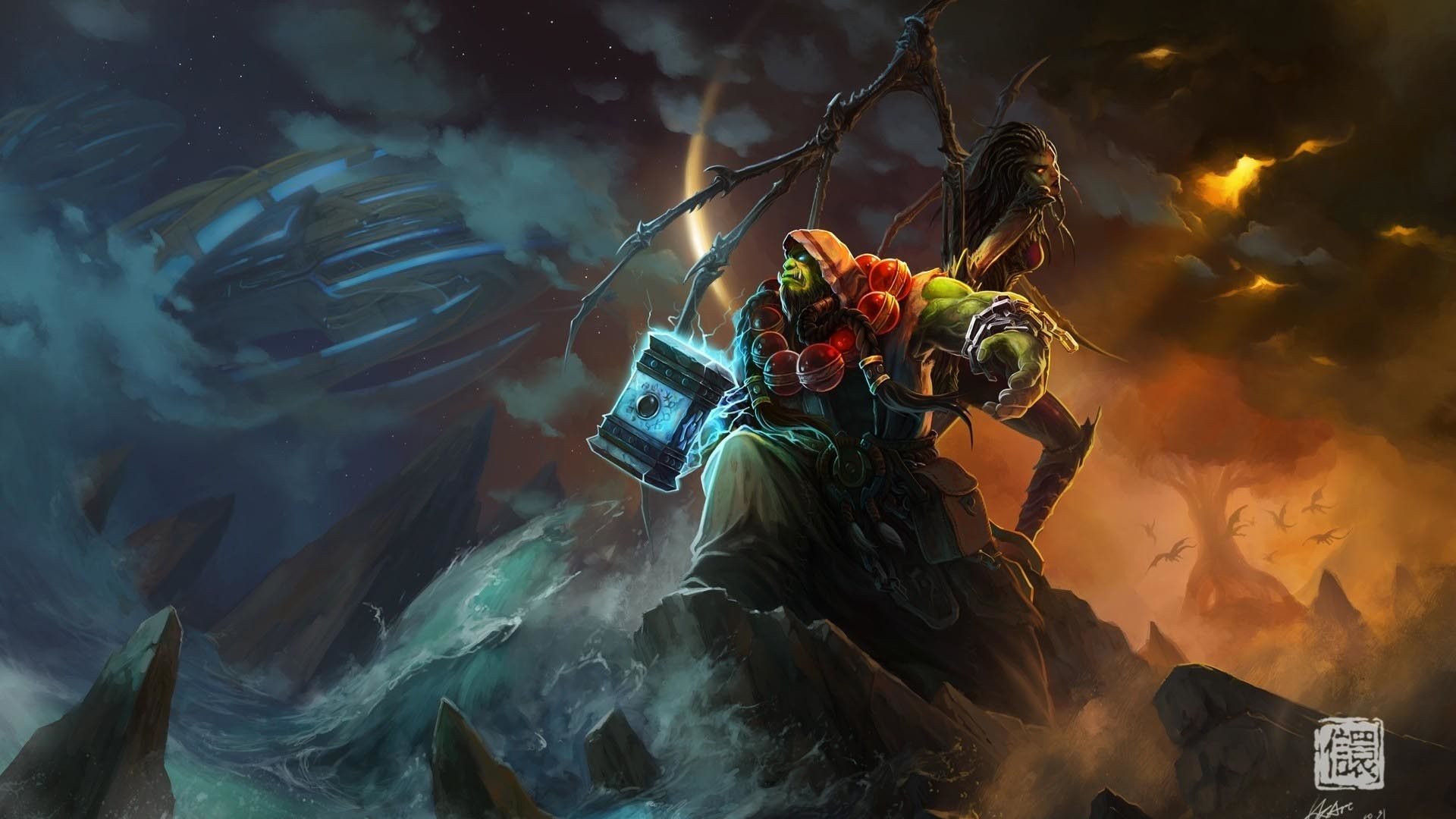 Troll Wow Wallpapers 83 Background Pictures