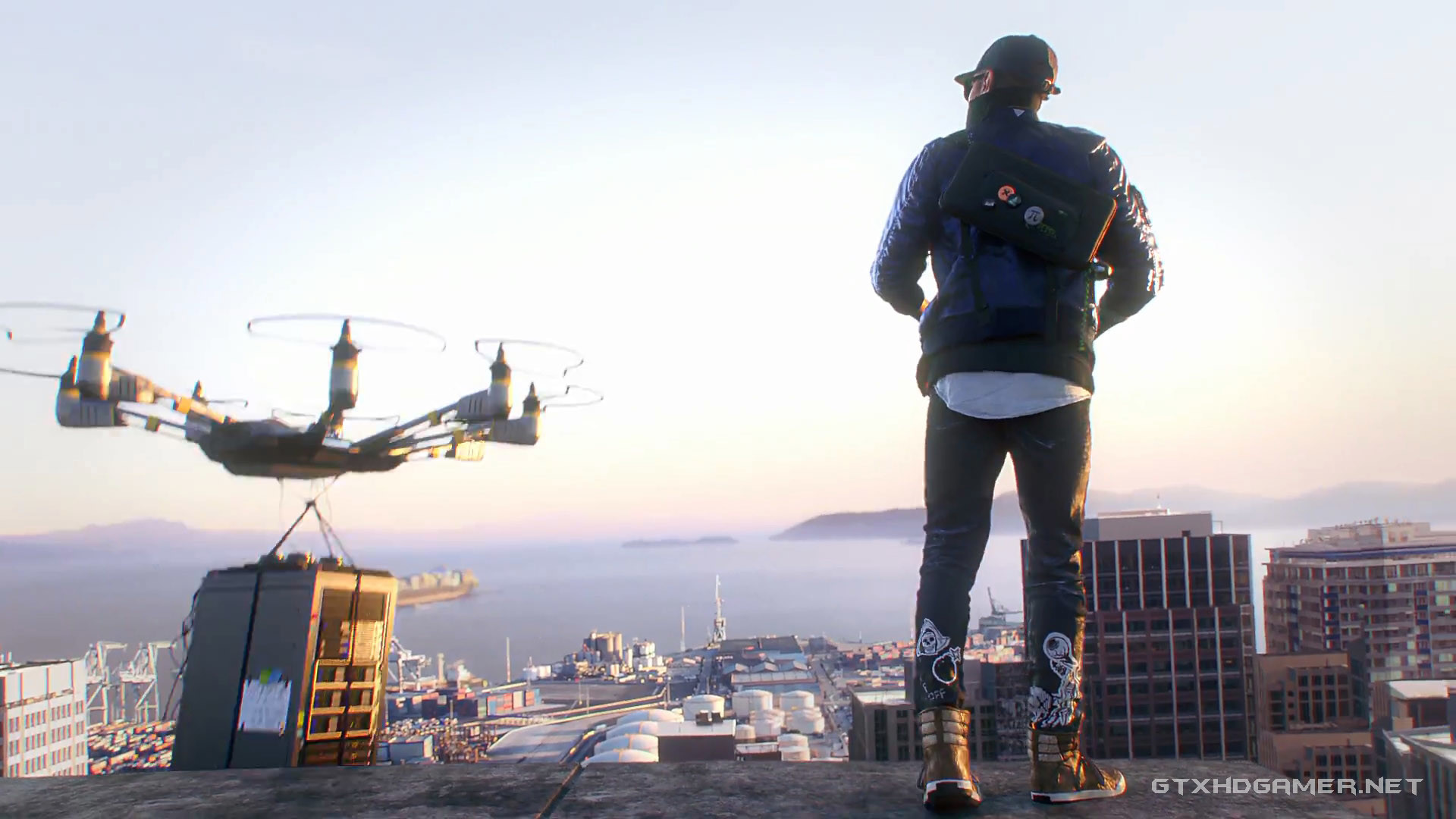 Watch Dogs 2 Wallpaper 1920x1080: Watch Dogs 2 Wallpapers (79+ Background Pictures