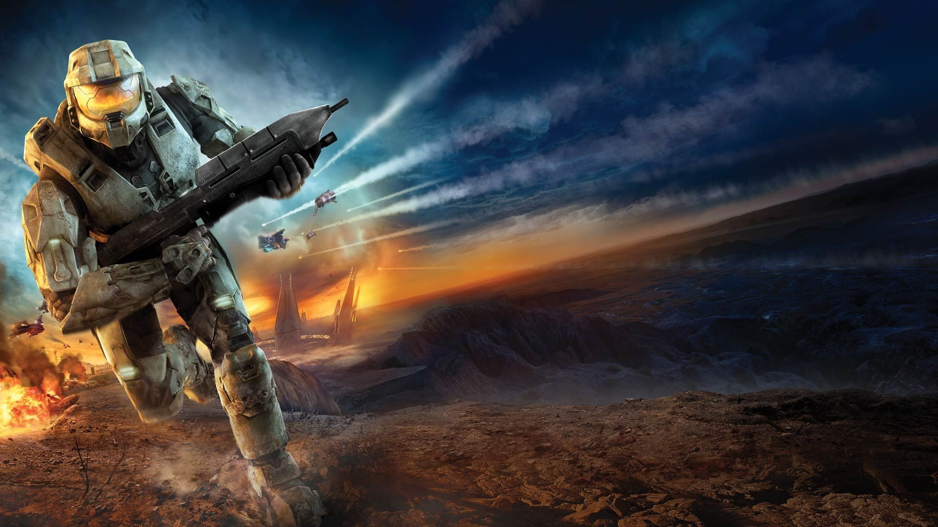 Halo Hd Wallpapers 79 Background Pictures