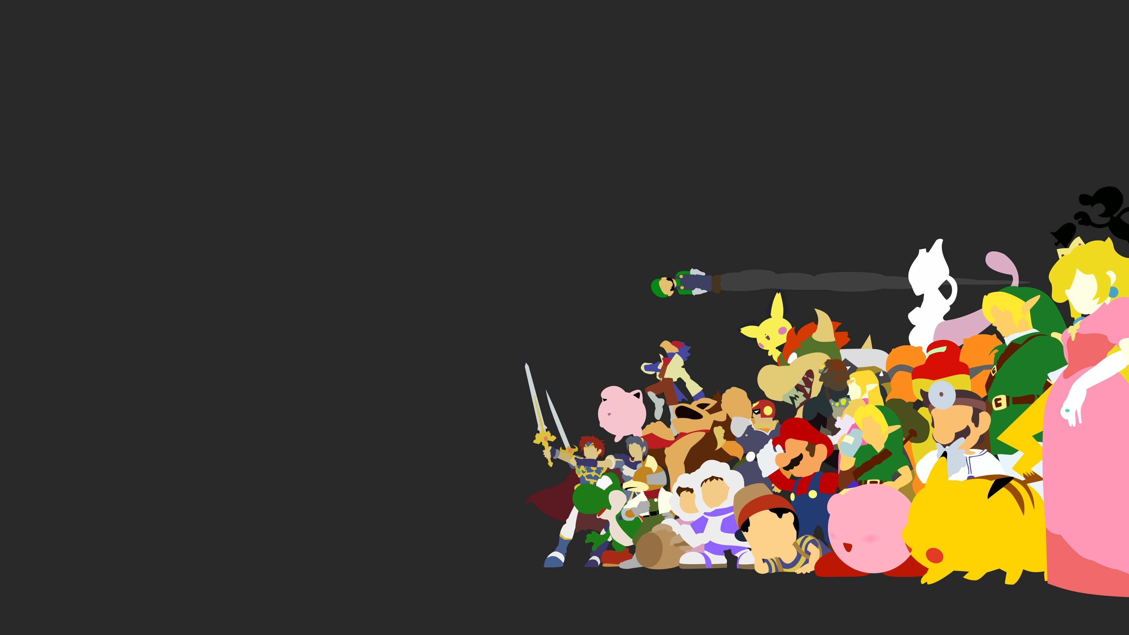 Super Smash Bros Wallpapers (78+ background pictures)