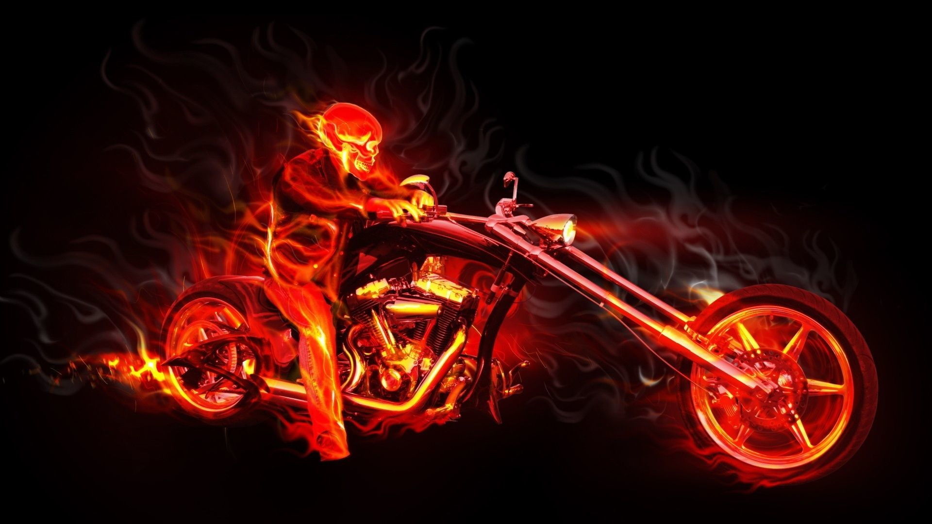 Ghost Rider Wallpapers HD (61+ background pictures)