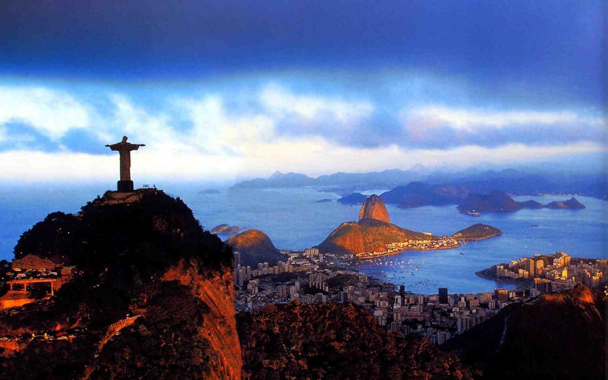 Rio De Janeiro Wallpapers (64+ Background Pictures