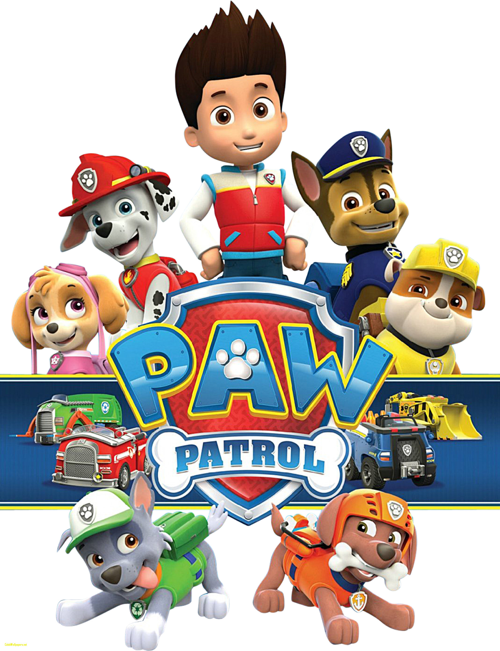 Paw Patrol Wallpapers (64+ background pictures)