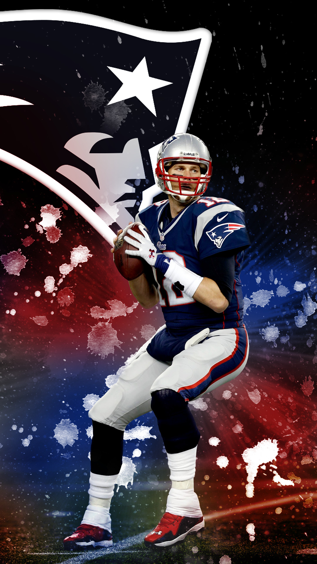 tom brady jersey wallpaper