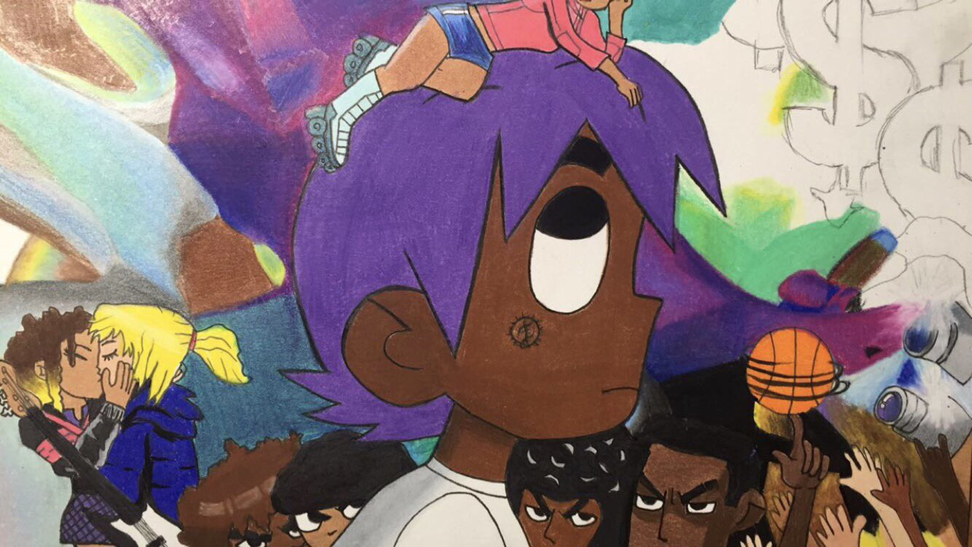 Lil Uzi Vert Wallpapers 76 Background Pictures #lil uzi vert #lil uzi #luv is rage #the perfect luv tape #lil uzi vert vs. lil uzi vert wallpapers 76 background pictures