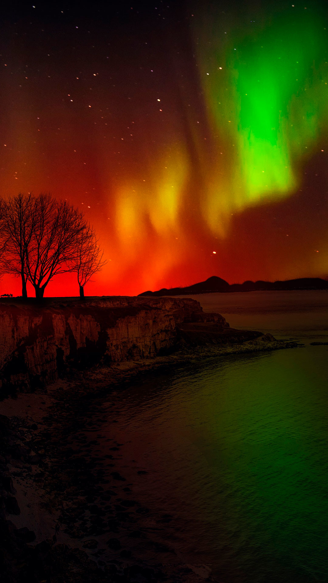 Northern Lights Wallpapers (75+ background pictures)
