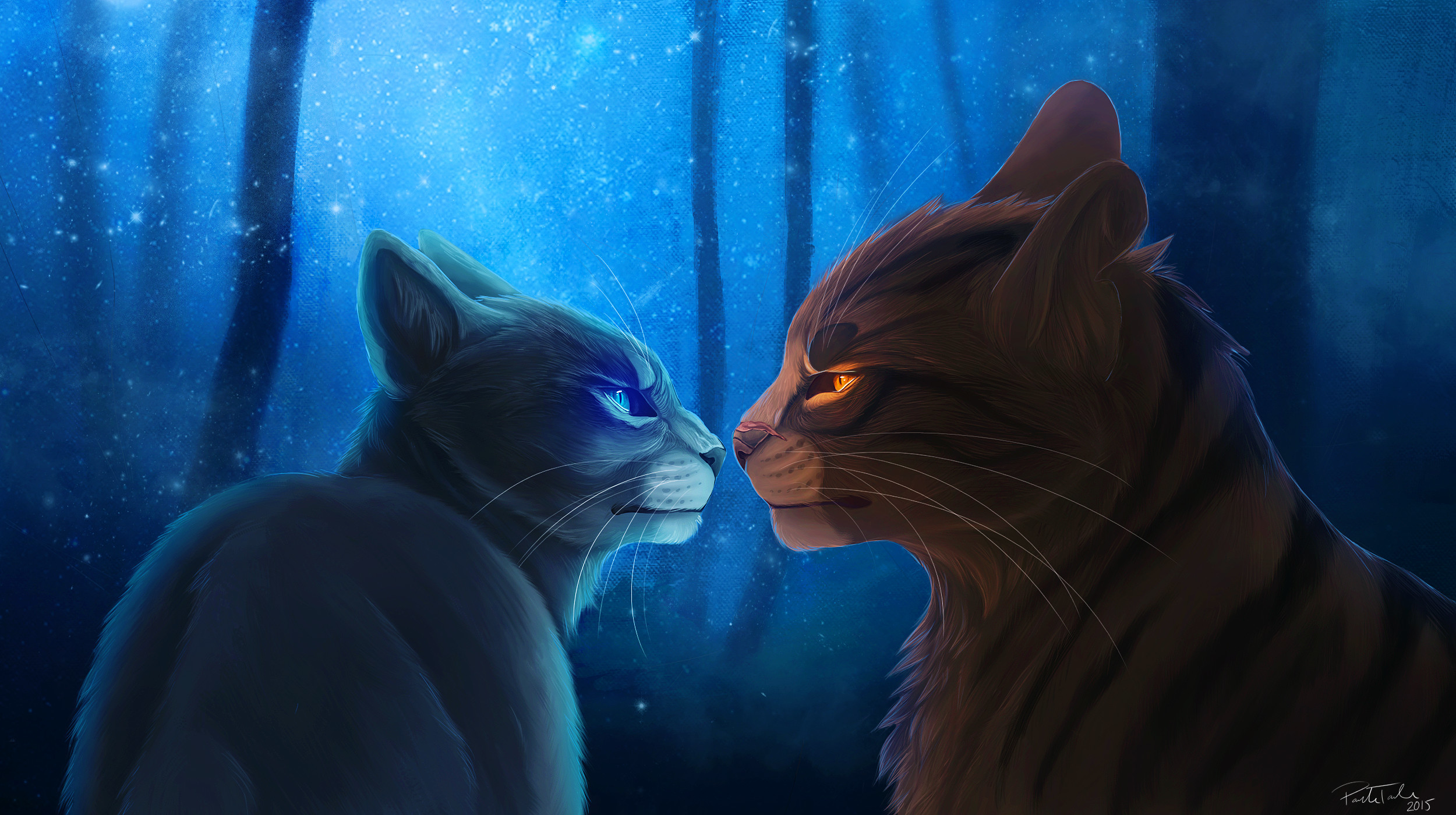 warrior cats wallpapers (73+ background pictures)
