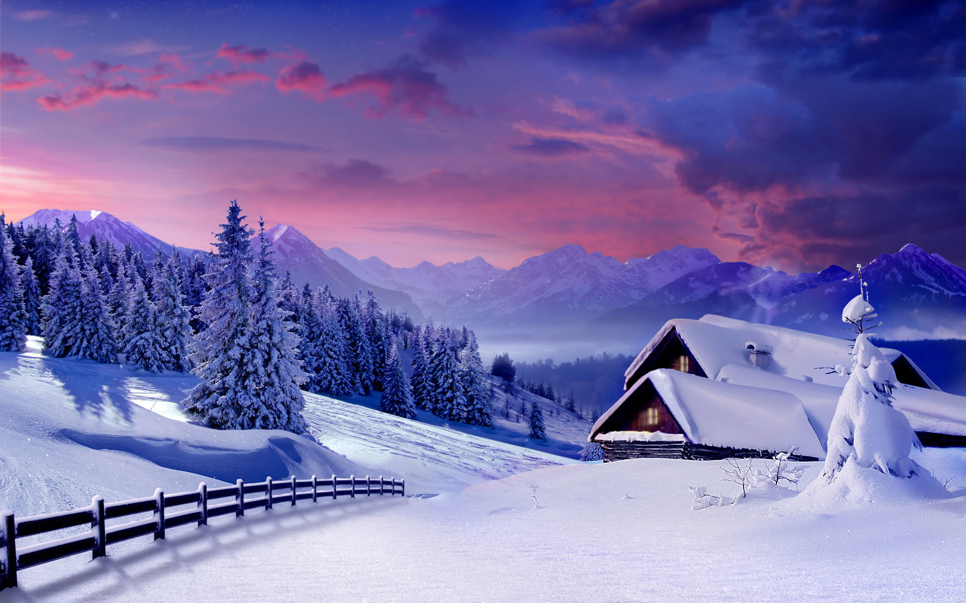 winter wallpapers for desktop (67+ background pictures)