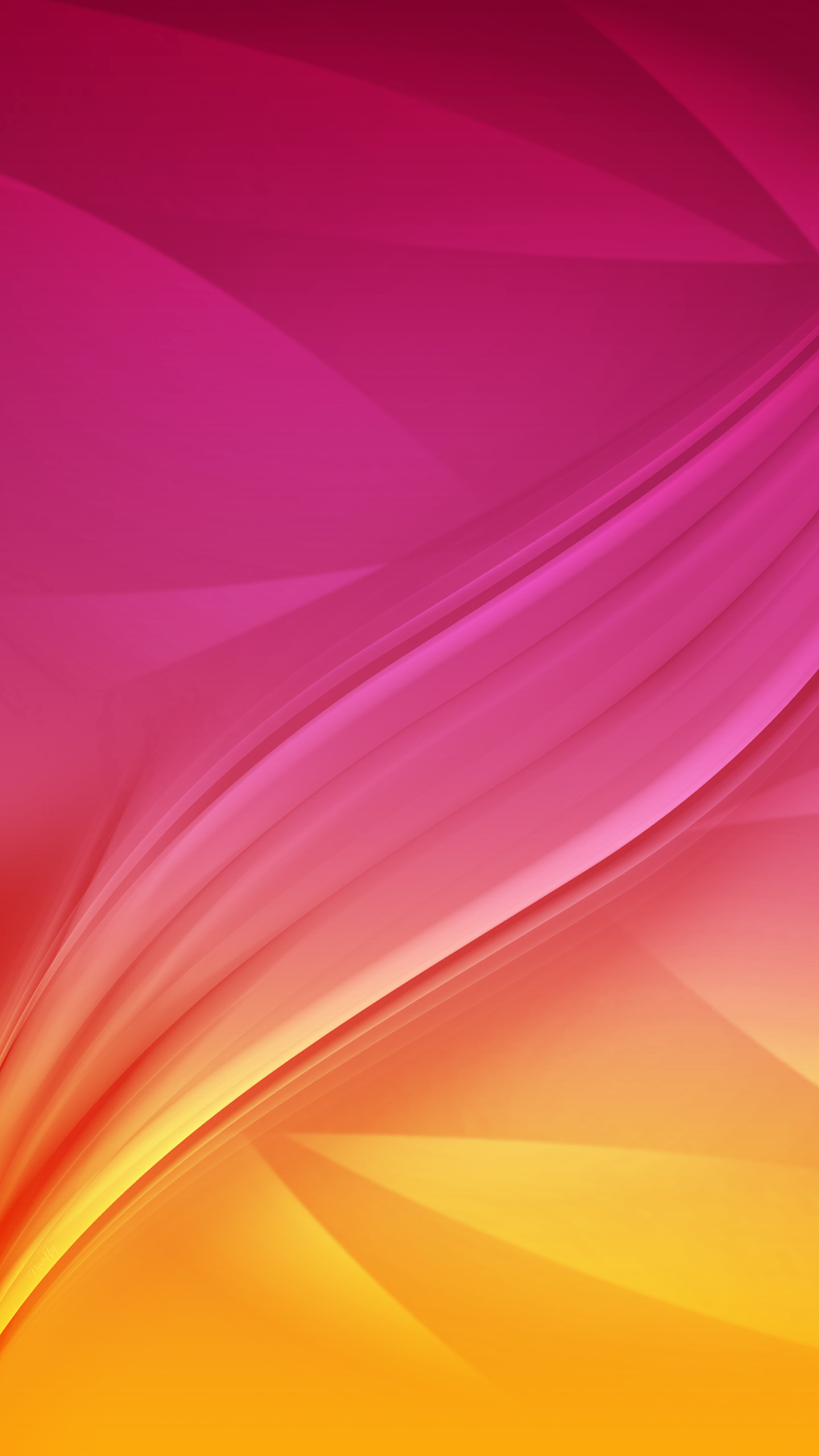Wallpaper Samsung Galaxy S6 - Colours (by Dooffy) by Dooffy