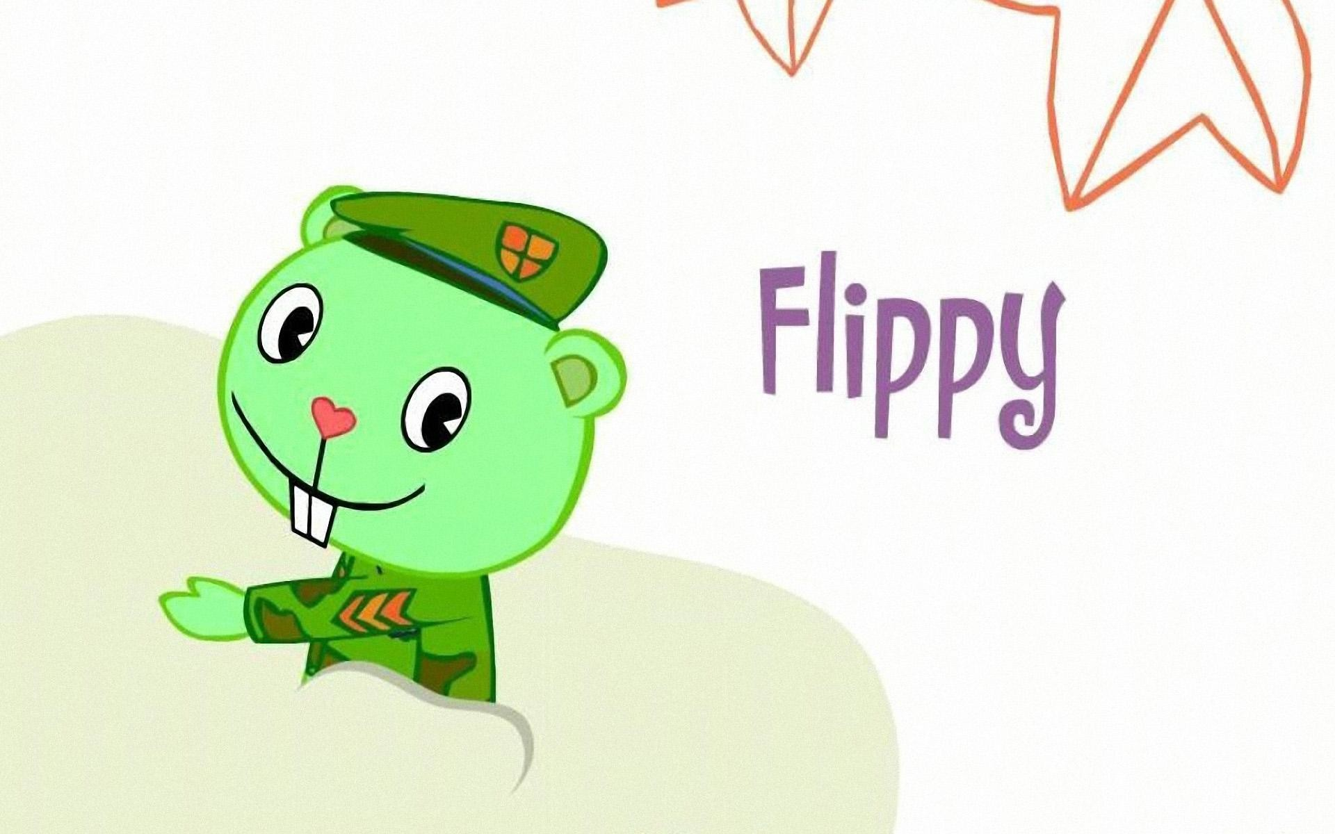 Happy Tree Friends Wallpapers Flippy Hd 69 Background Pictures