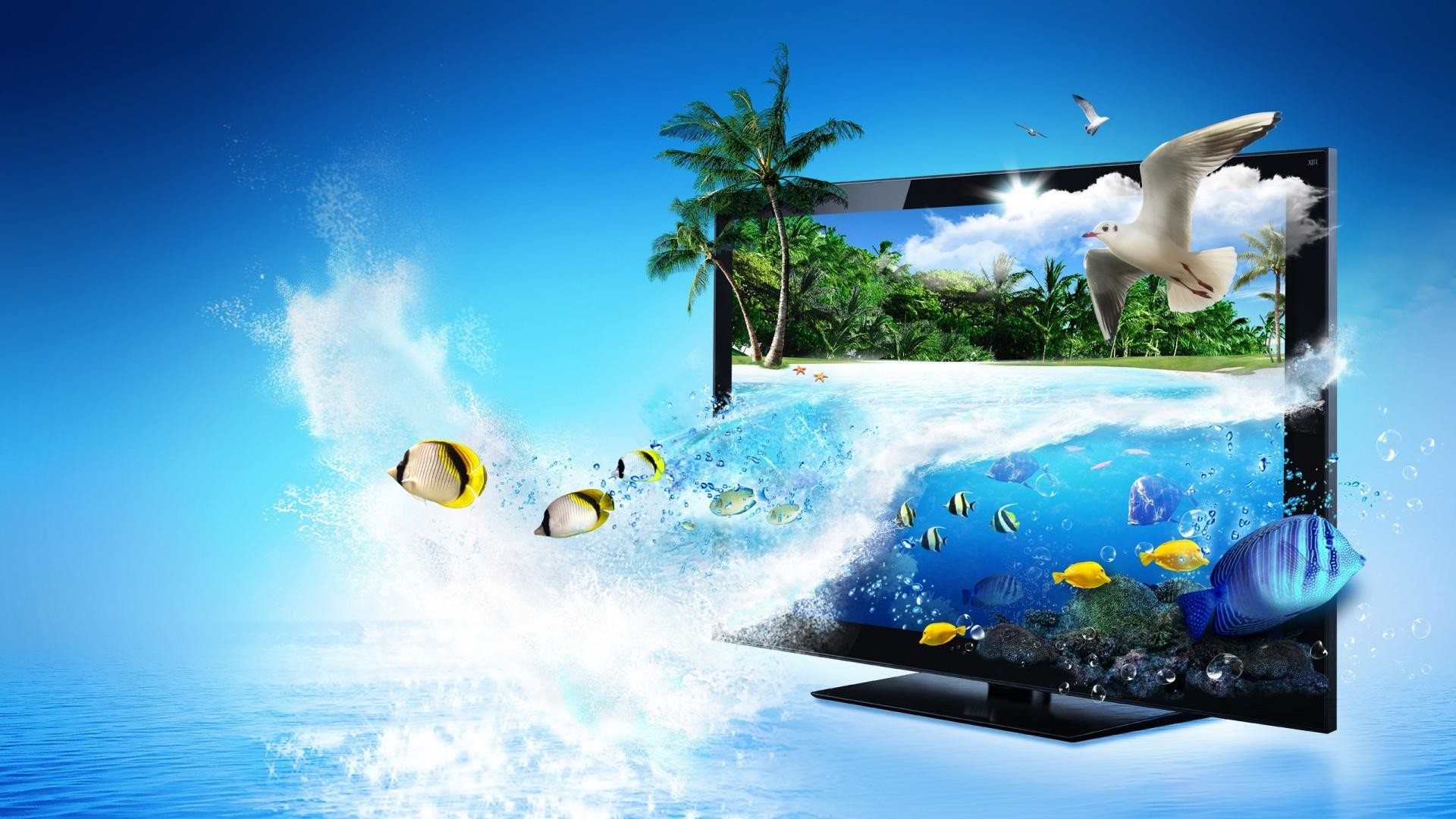 Full HD 3D Wallpapers 1920X1080 79 Background Pictures
