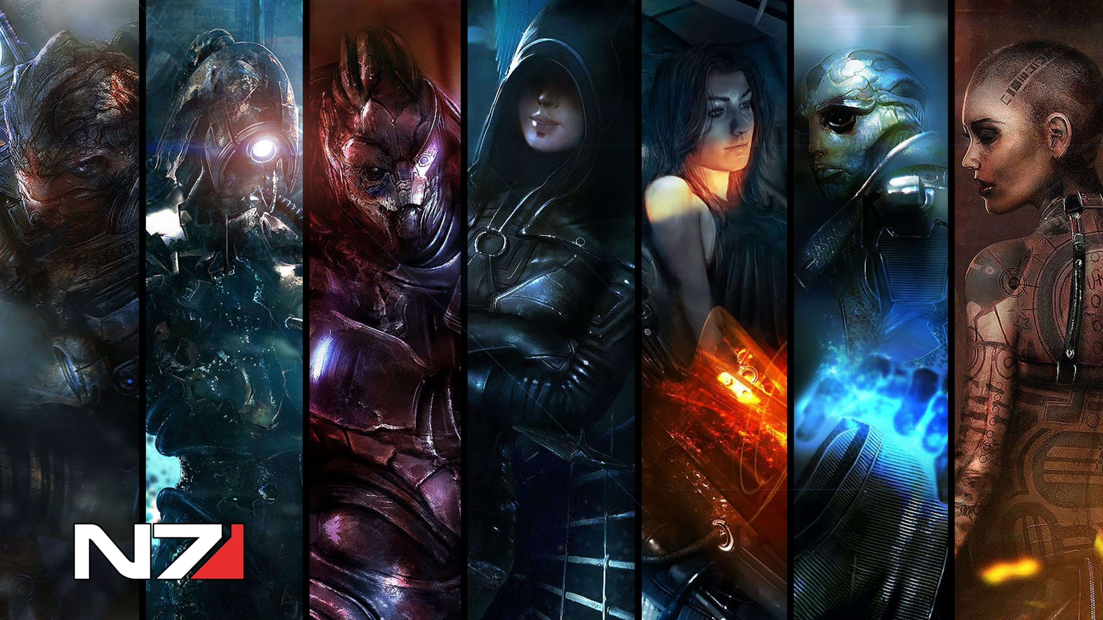 Mass Effect Wallpapers HD (79+ background pictures)