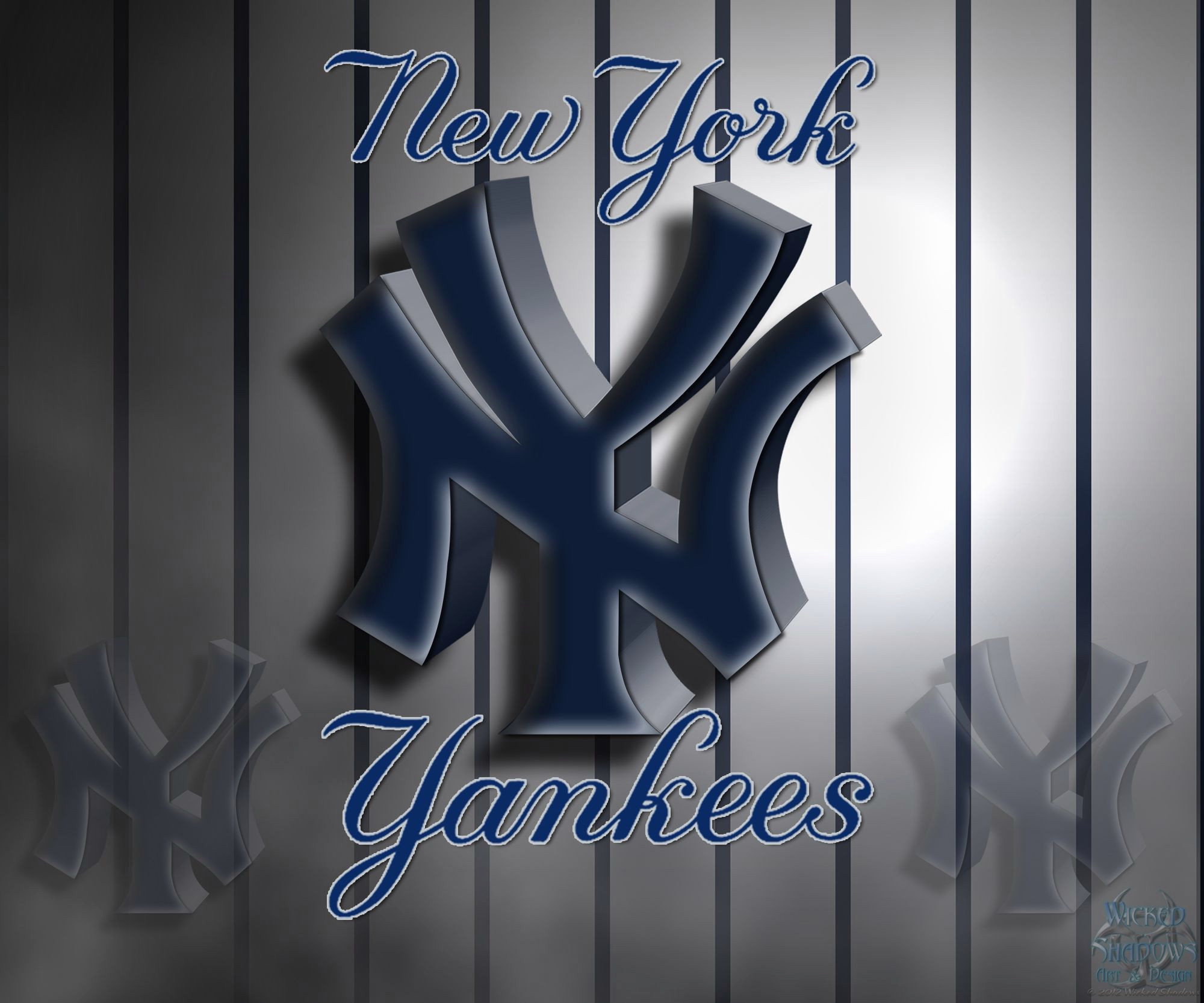 1920x1200 New York Yankee Wallpaper Widescreen High Resolution For Mobile Hd Yankees