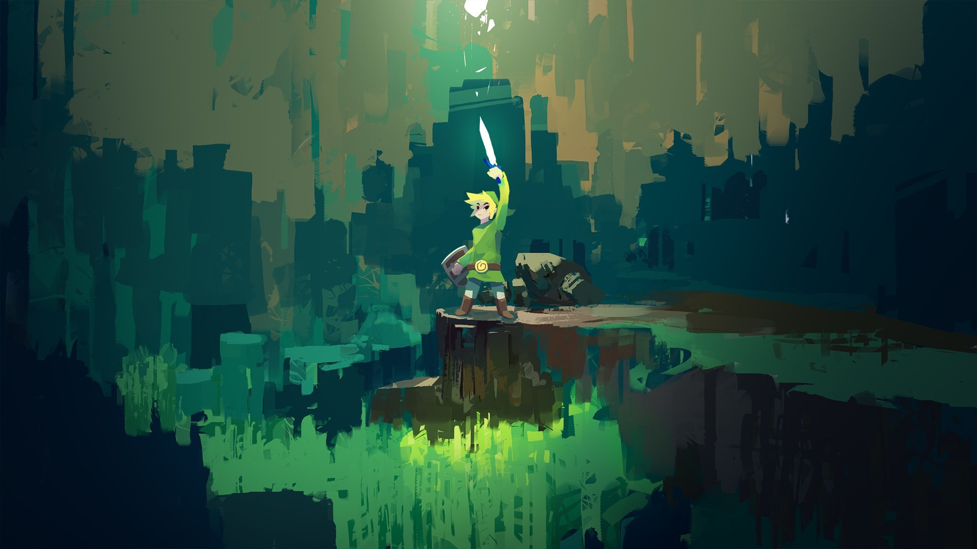 Link Wallpapers 75 Background Pictures