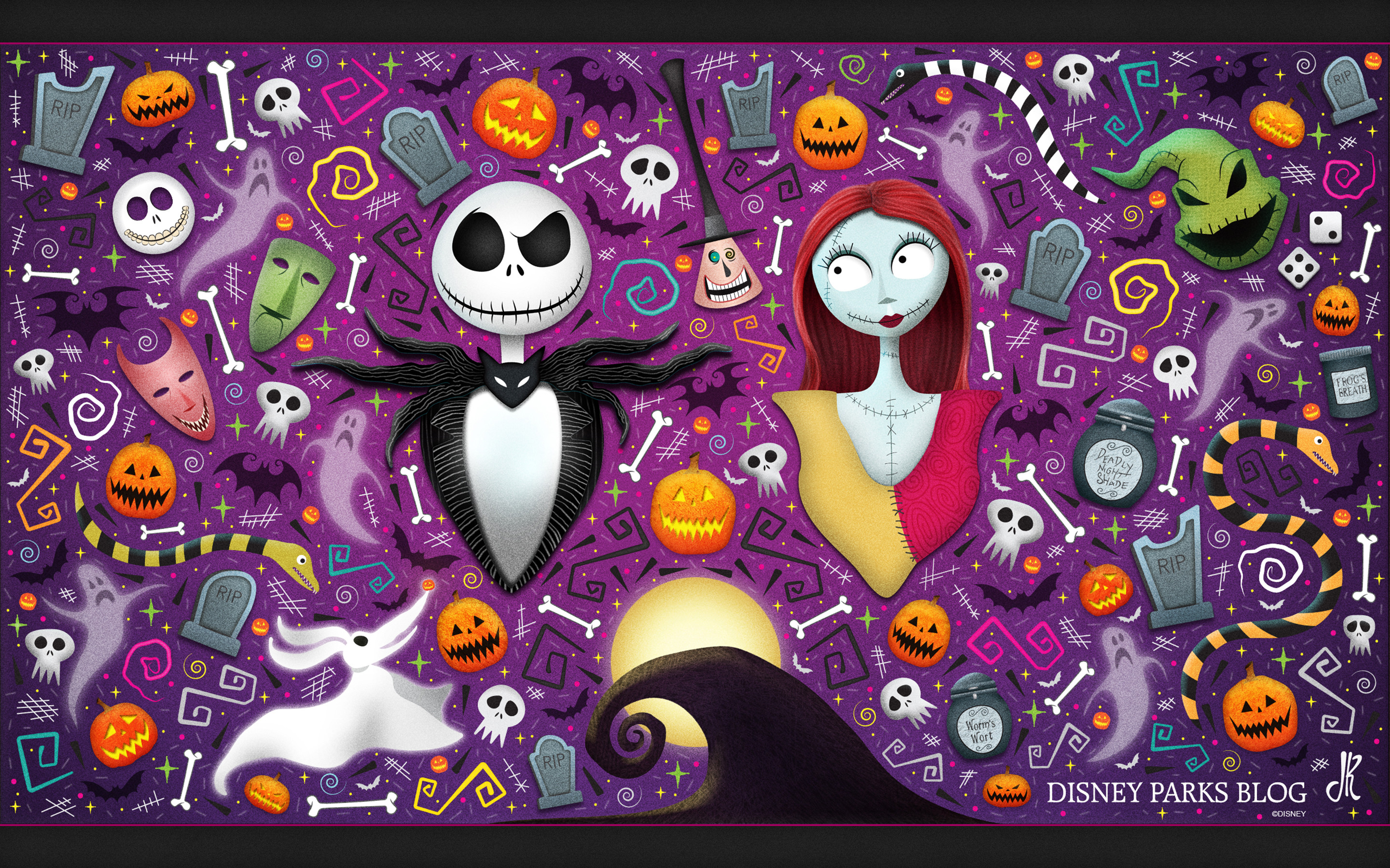 1920x1080 Disney In Concert Live To Film Tim Burtons The Nightmare Before Christmas