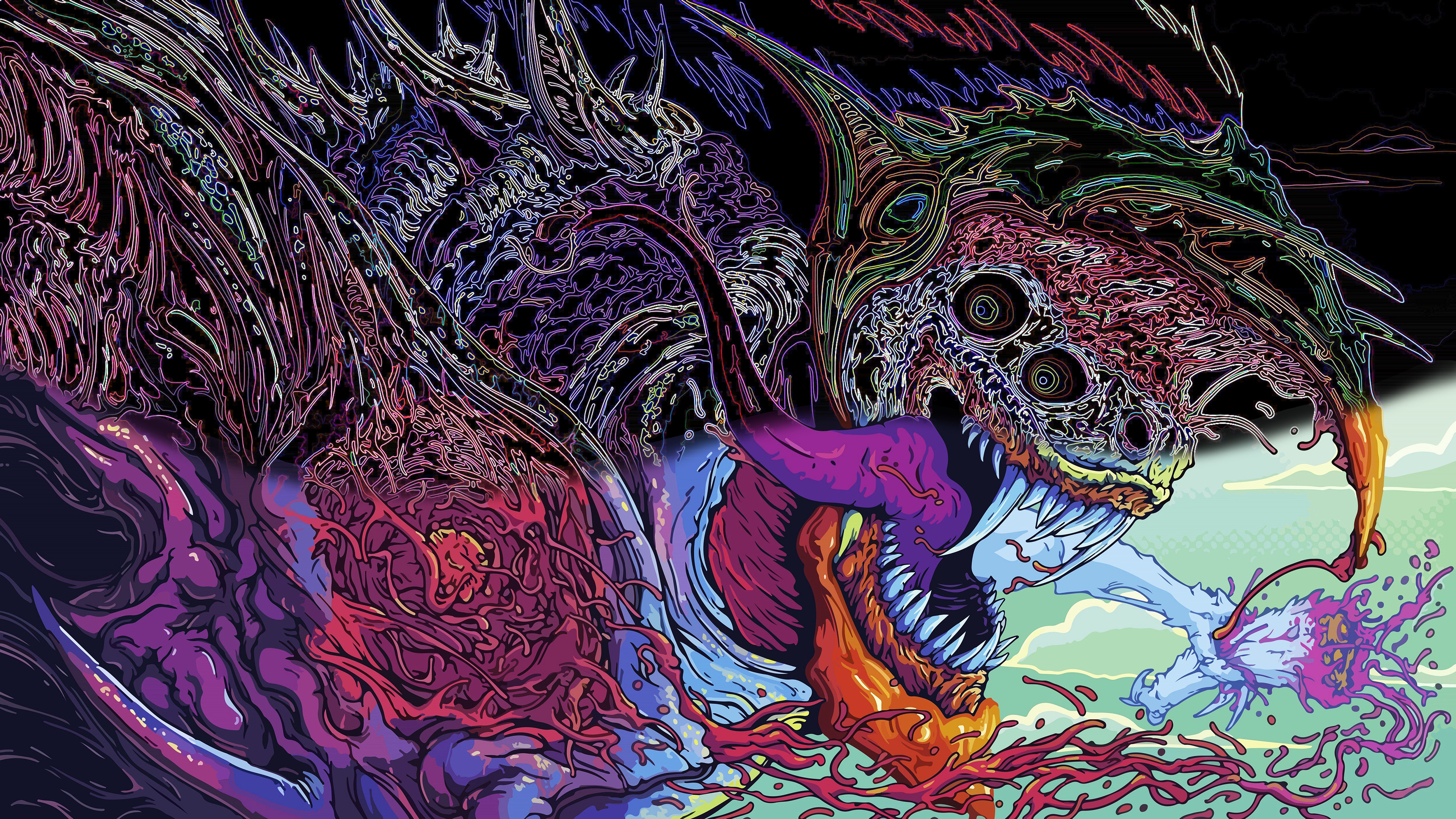 Hyper Beast Wallpapers (83+ background pictures)
