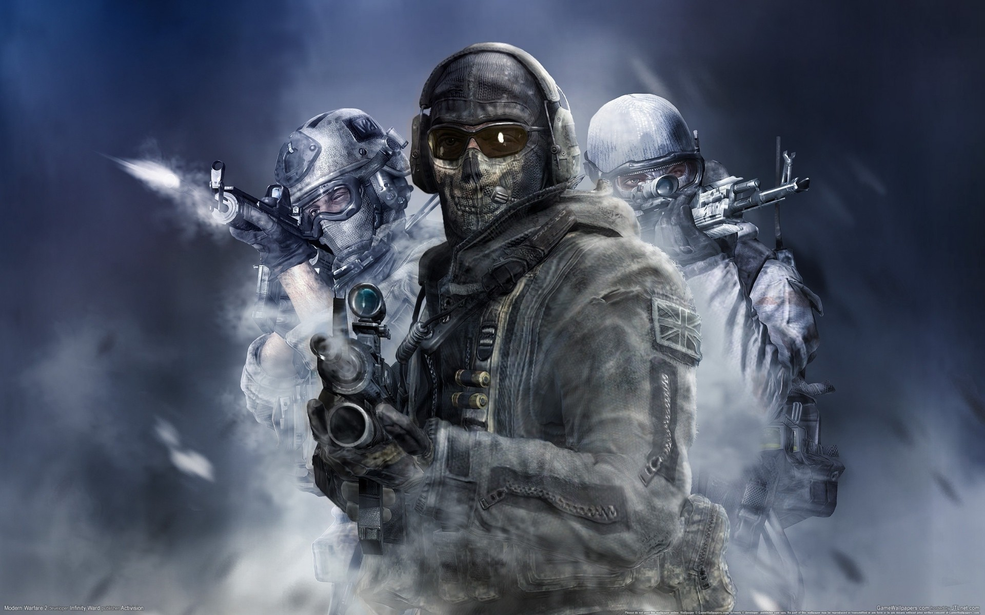 cod ghost wallpapers (76+ background pictures)