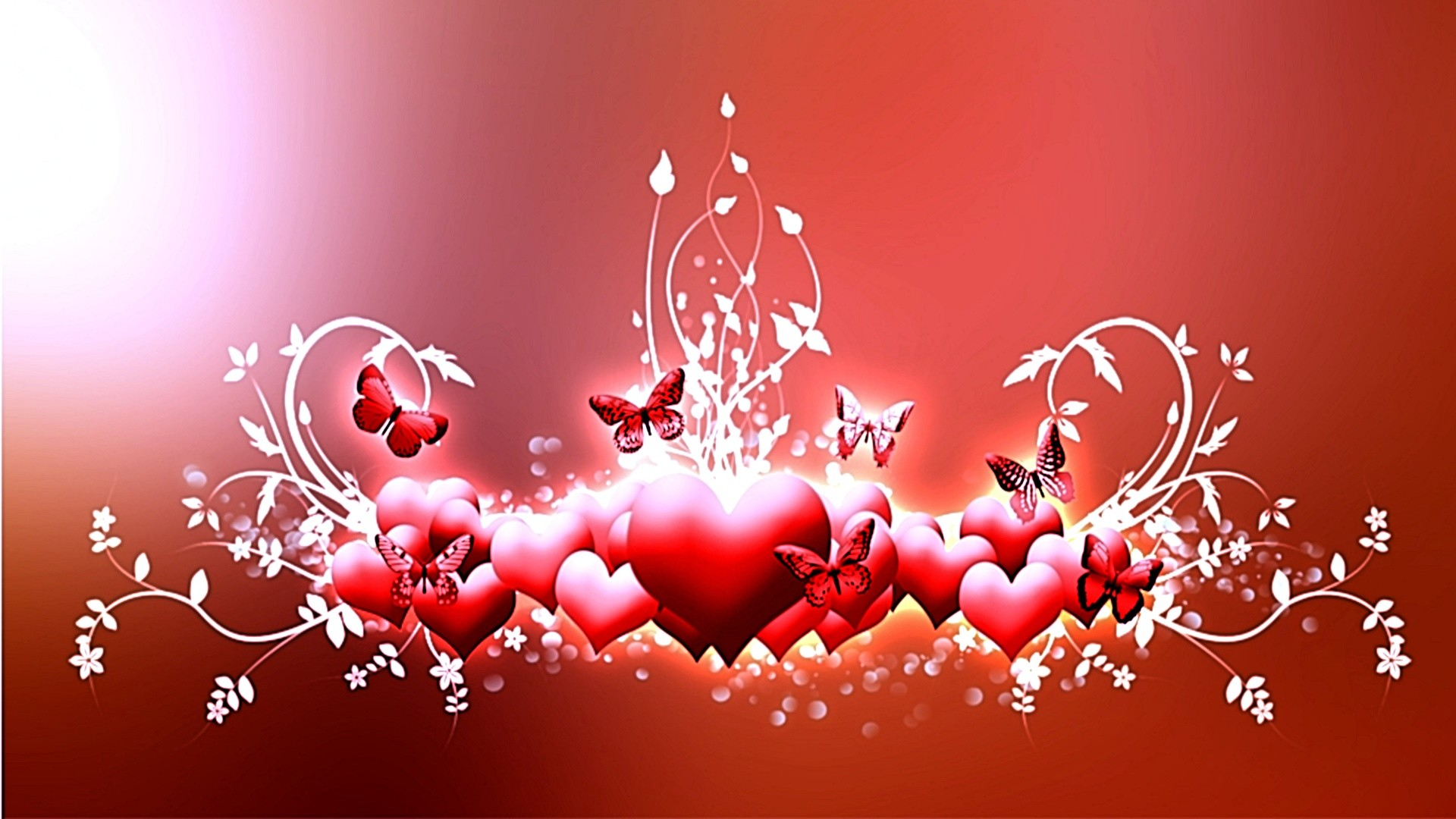 Love Heart Wallpapers HD (68+ background pictures)