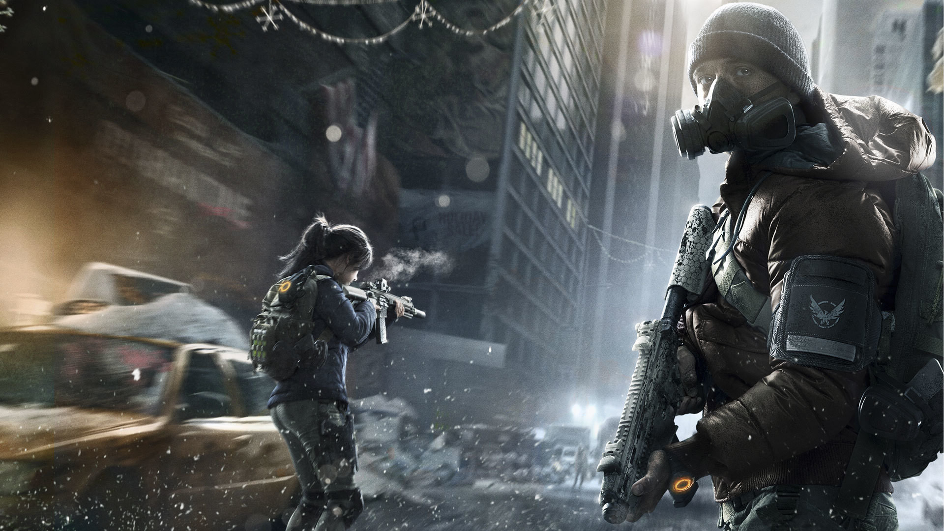 1920x1080 Tom Clancys The Division