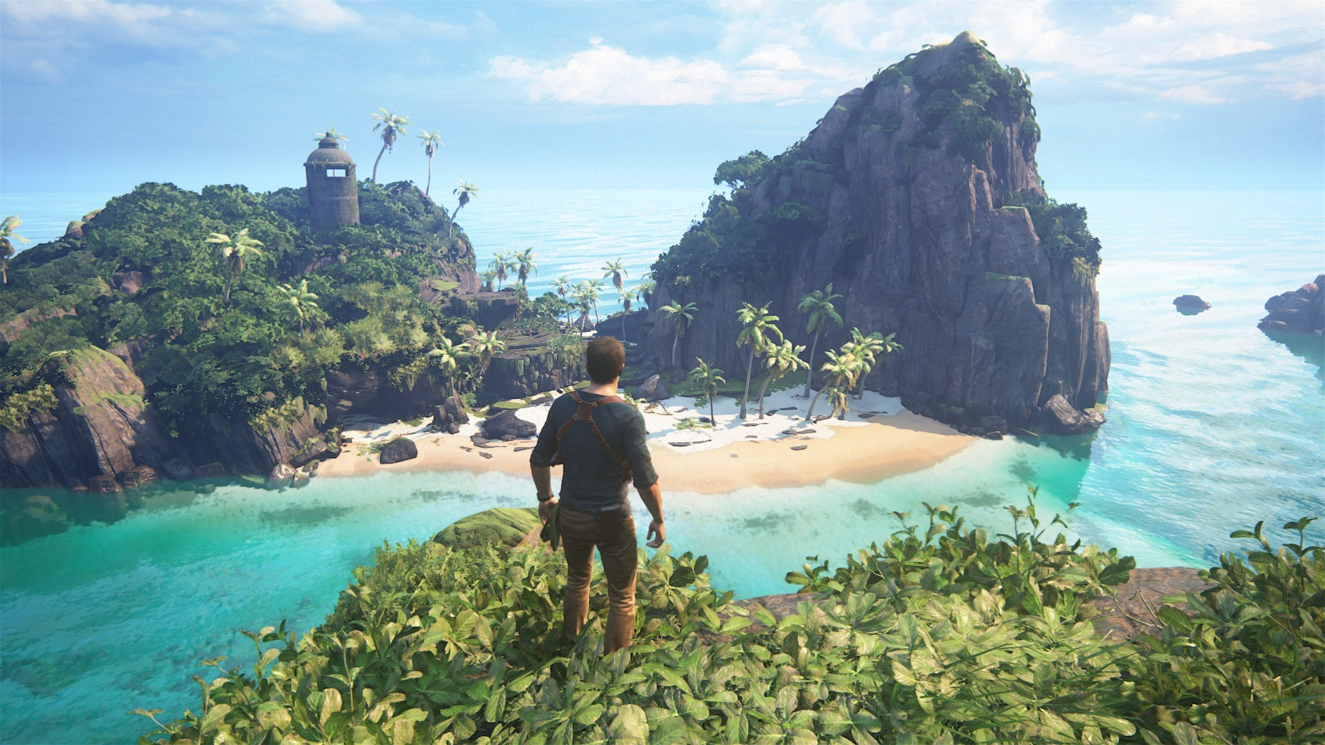 Uncharted 4 Wallpapers 86 Background Pictures