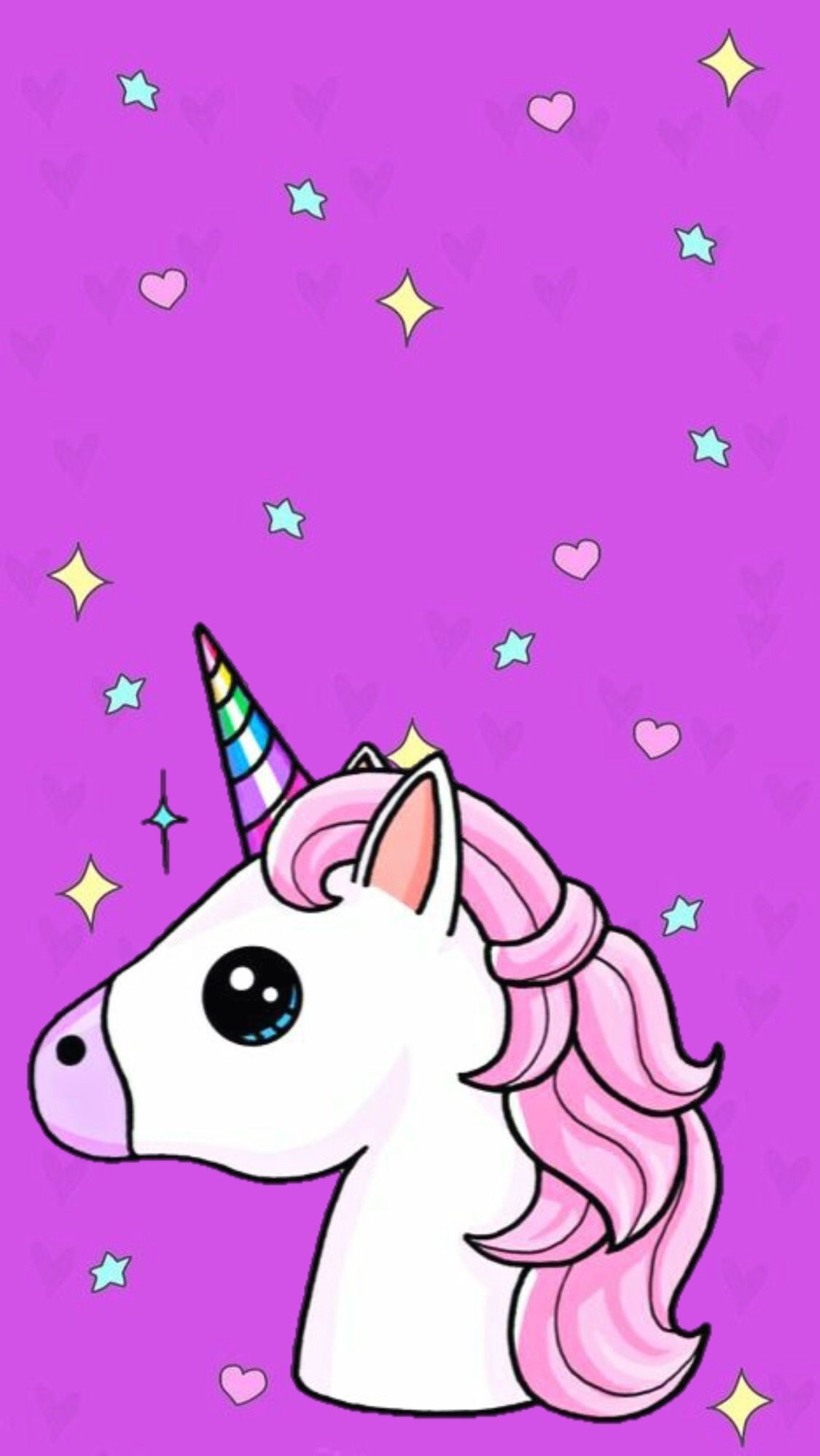 Pink Fluffy Unicorns Wallpapers (66+ background pictures)