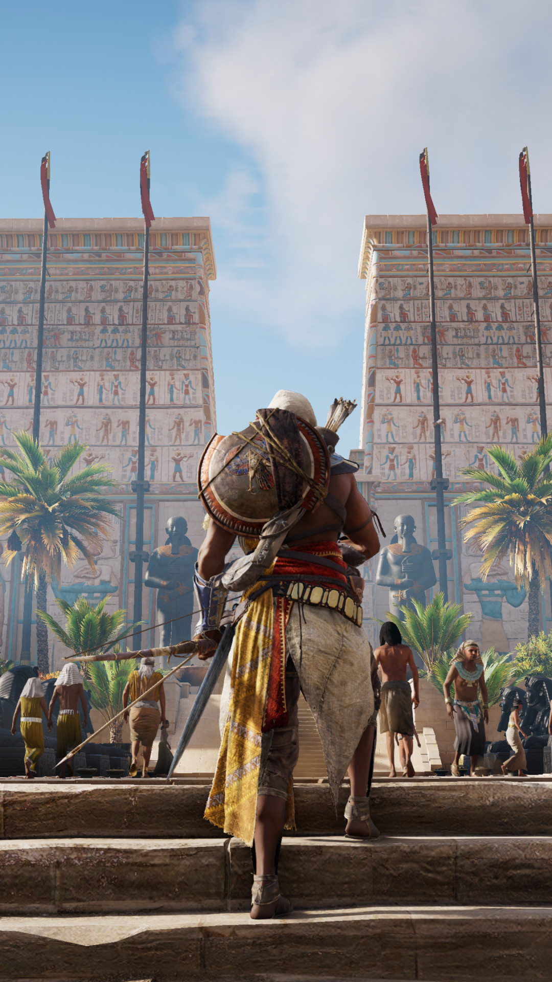 Assassins Creed Origins Wallpapers 71 Background Pictures