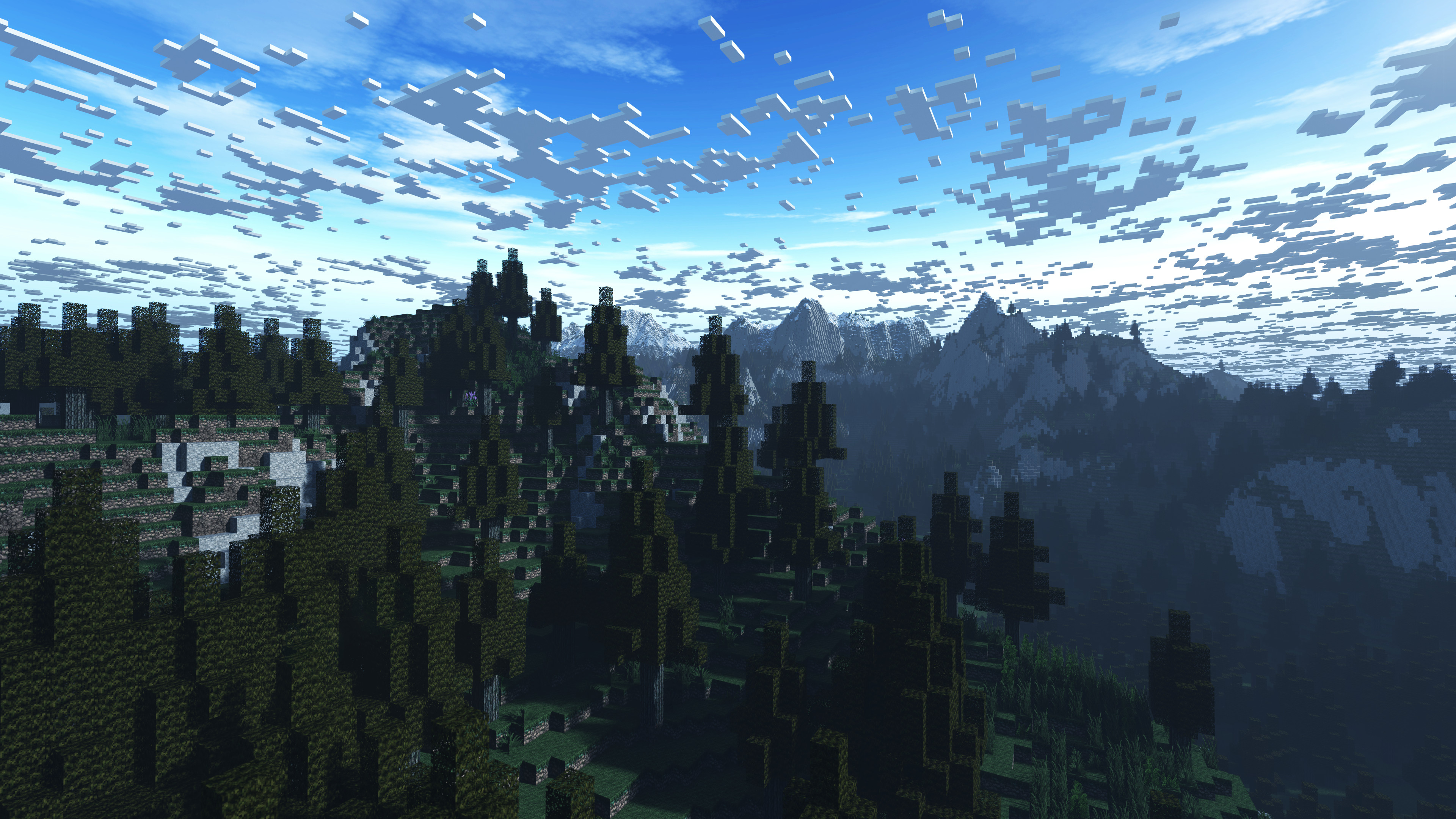 Wallpapers of Minecraft (80+ background pictures)