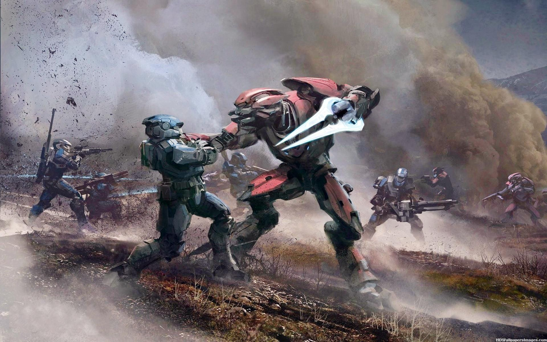 Halo Reach Wallpapers 1080P (77+ background pictures)