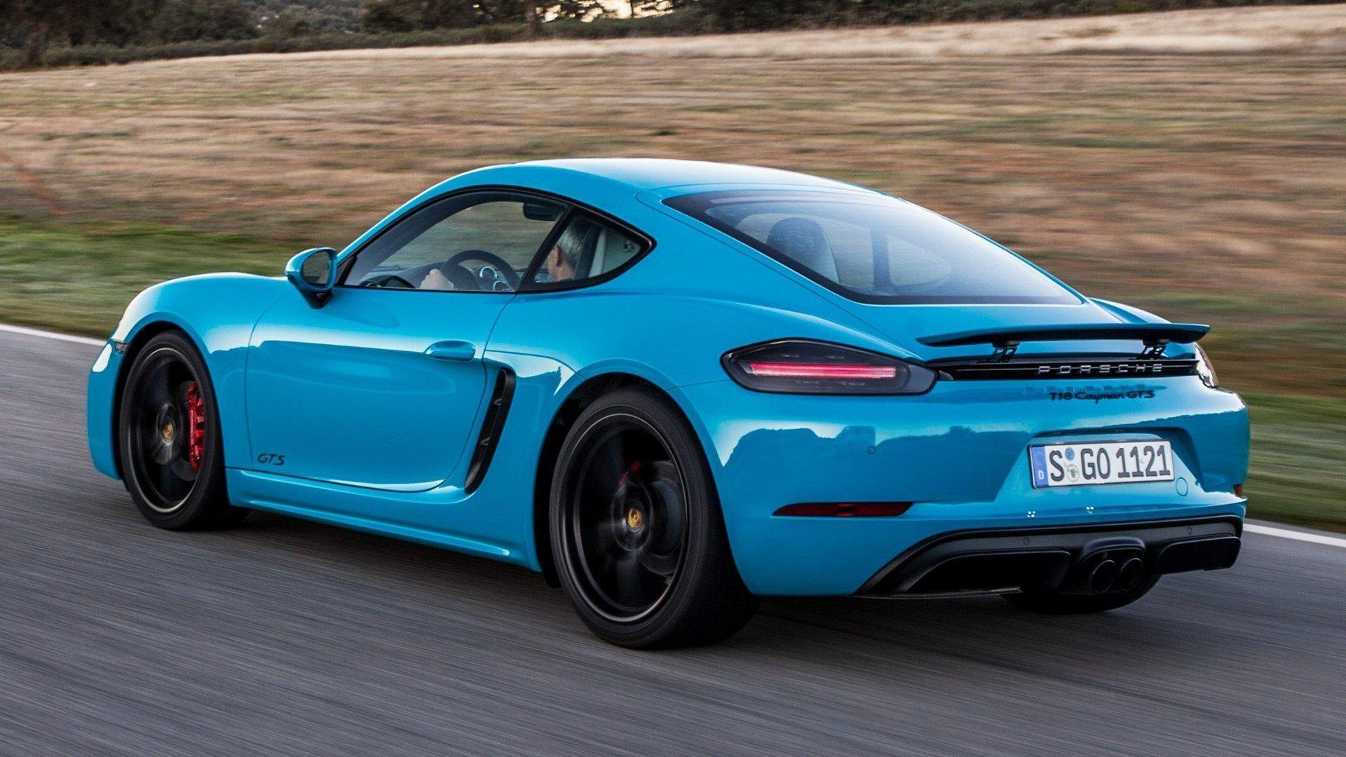 Porsche Cayman Wallpapers 78 Background Pictures