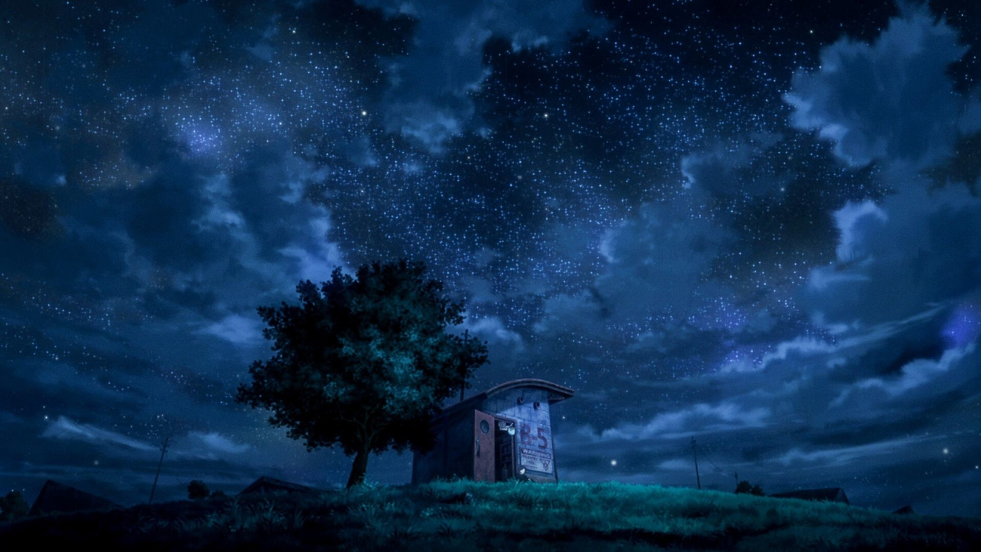 Dark Anime Scenery Wallpapers (77+ background pictures)