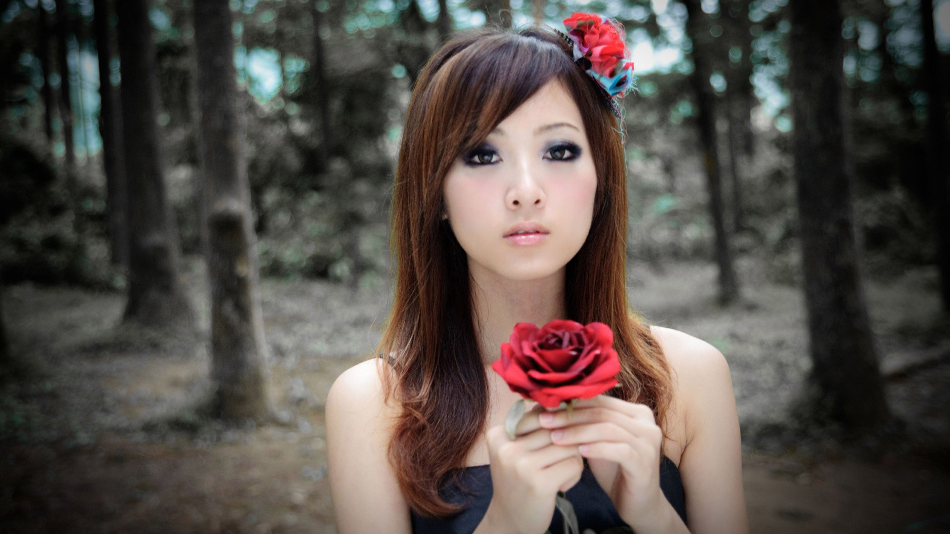 The Best Cute Asian Girl Wallpapers Full HD Free