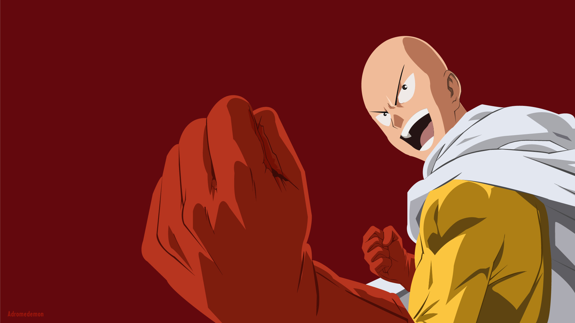 Saitama Wallpapers (80+ background pictures)