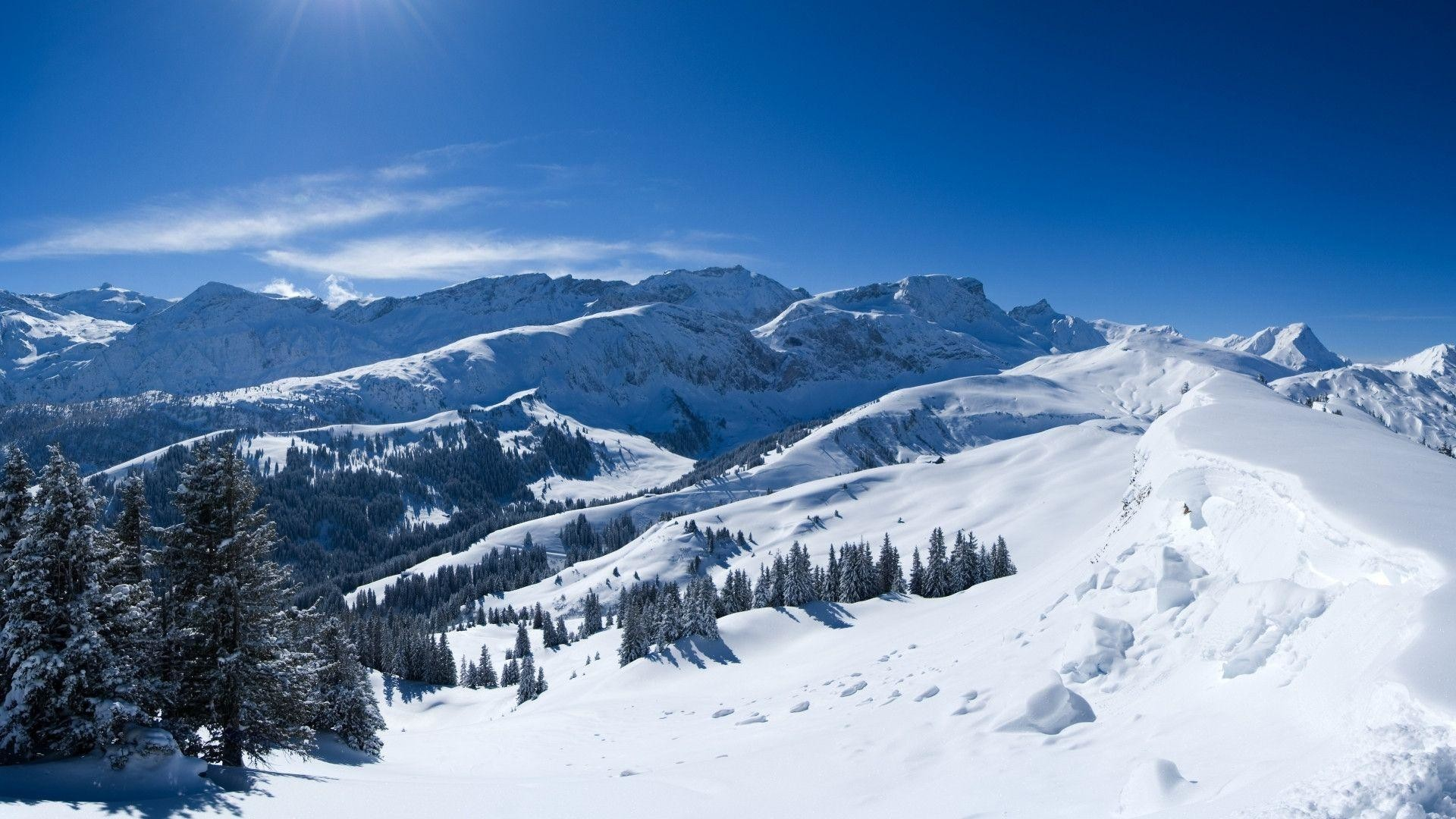 1920x1080 Download Full Resolution Click Here This 49591 Snow Mountain Wallpaper Is Provided