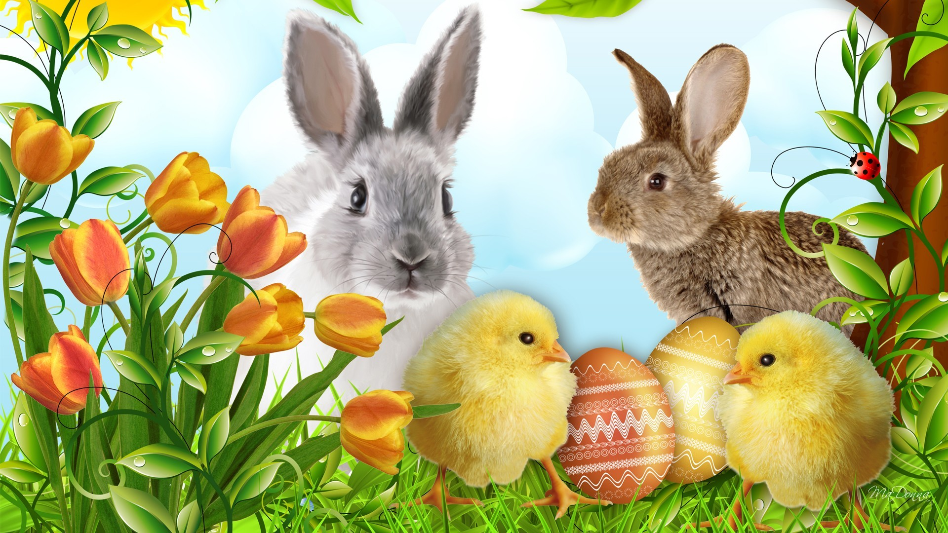 easter wallpapers (74+ background pictures)