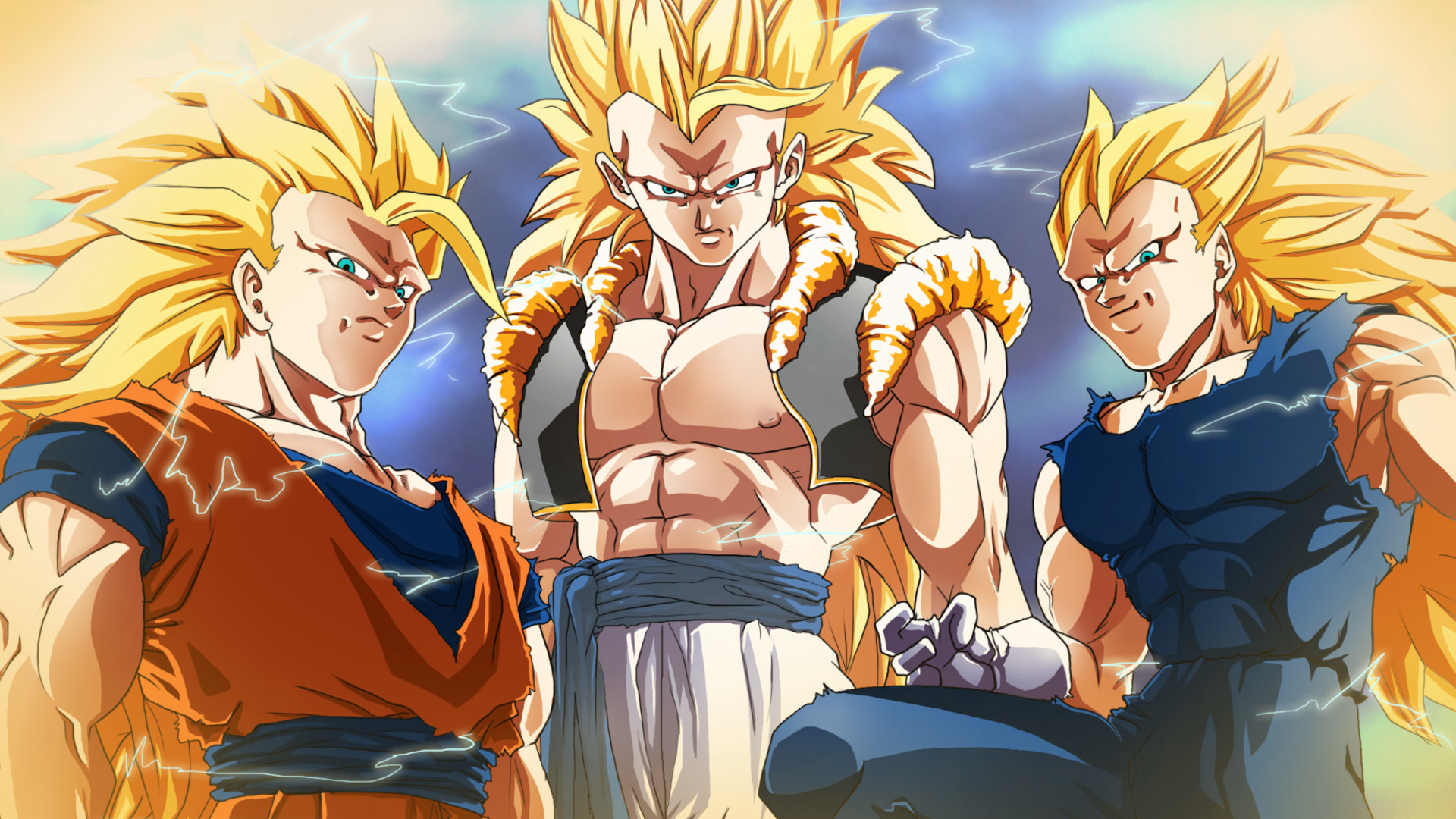 1920x1080 Goku Super Saiyan 3 Wallpaper