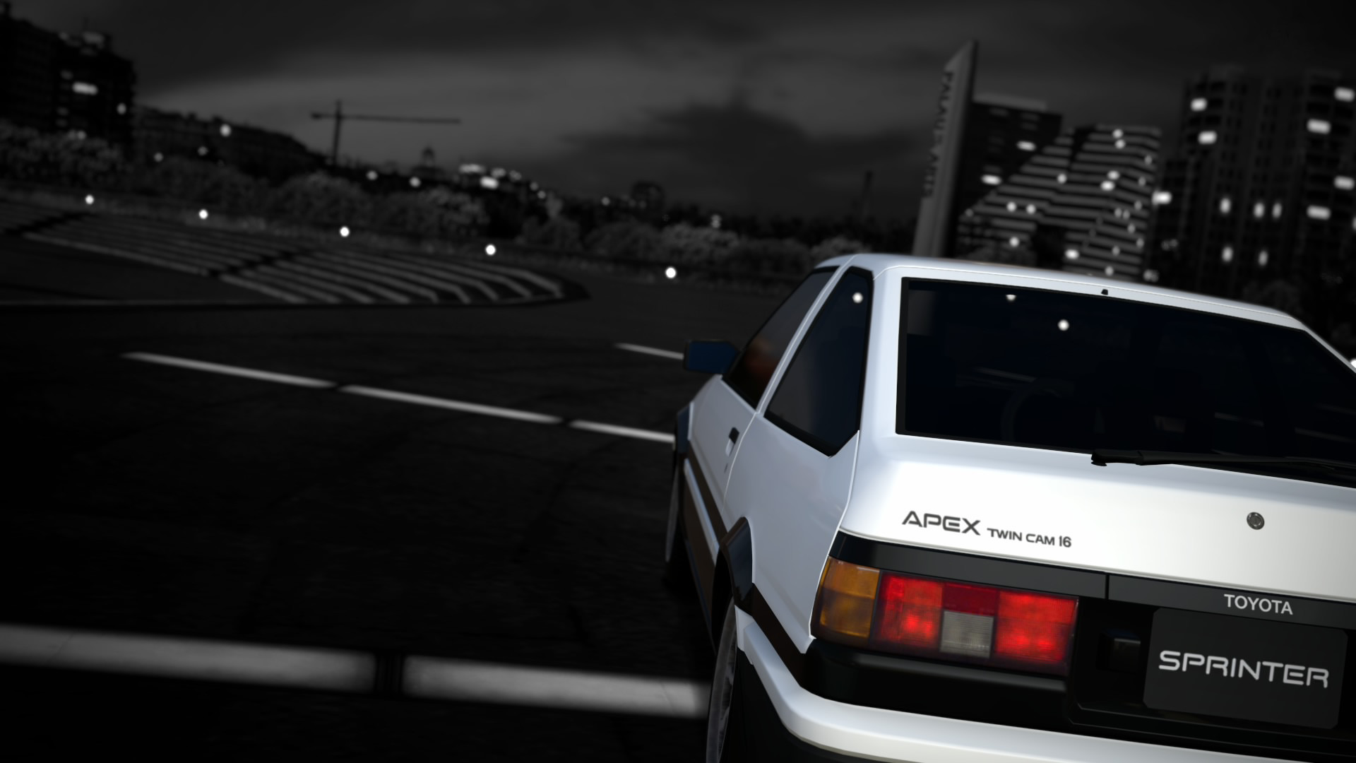 Initial D Wallpapers 70 Background Pictures