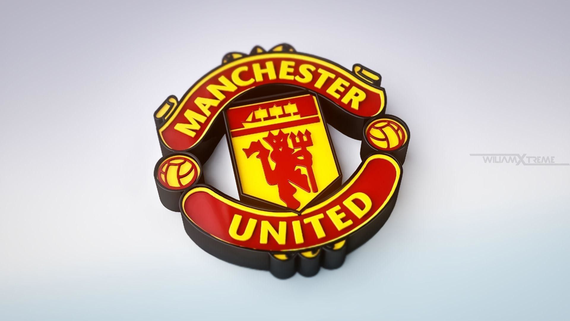1920x1080 1920x1080 Manchester United Logo Wallpapers HD 2016 - Wallpaper Cave
