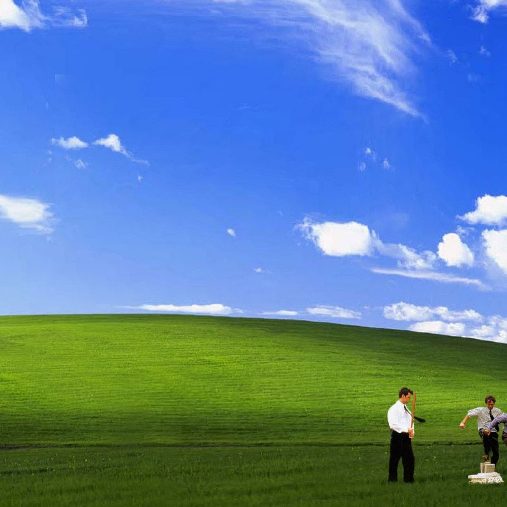 2048x2048 Windows XP Wallpapers Bliss