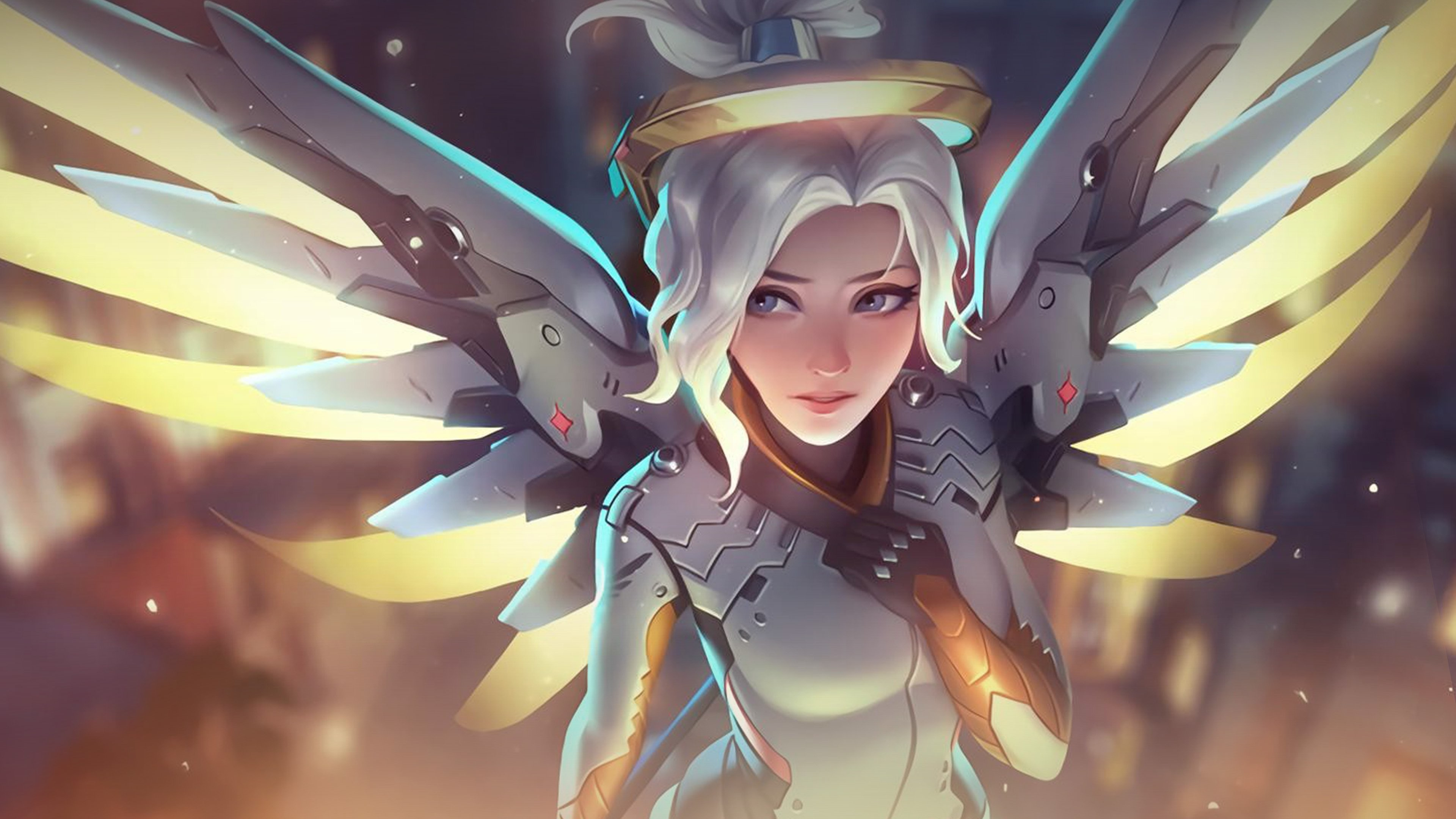 Mercy Overwatch Wallpapers (73+ background pictures)