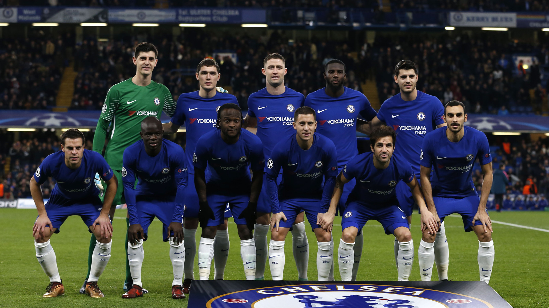 Chelsea squad 2018 wallpapers 62 background pictures - Chelsea wallpaper 2018 hd ...