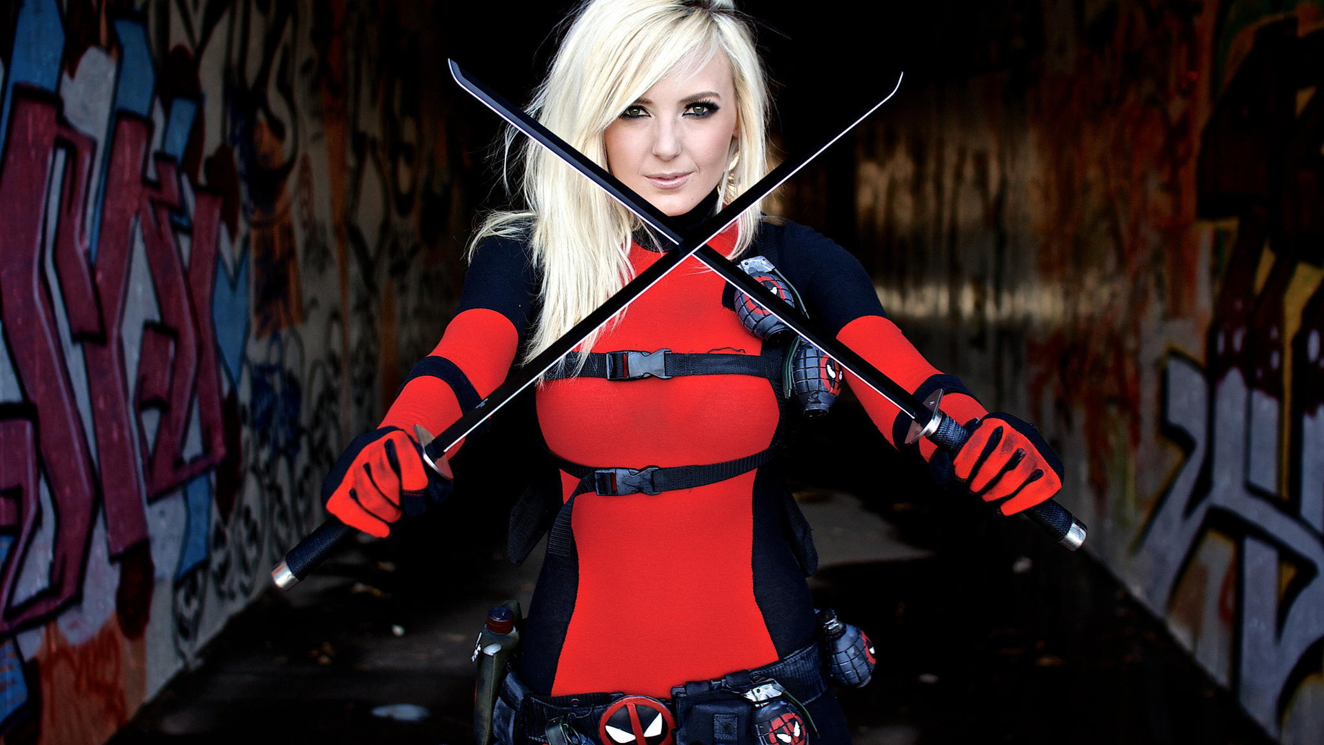 Jessica Nigri Wallpapers 79 Background Pictures