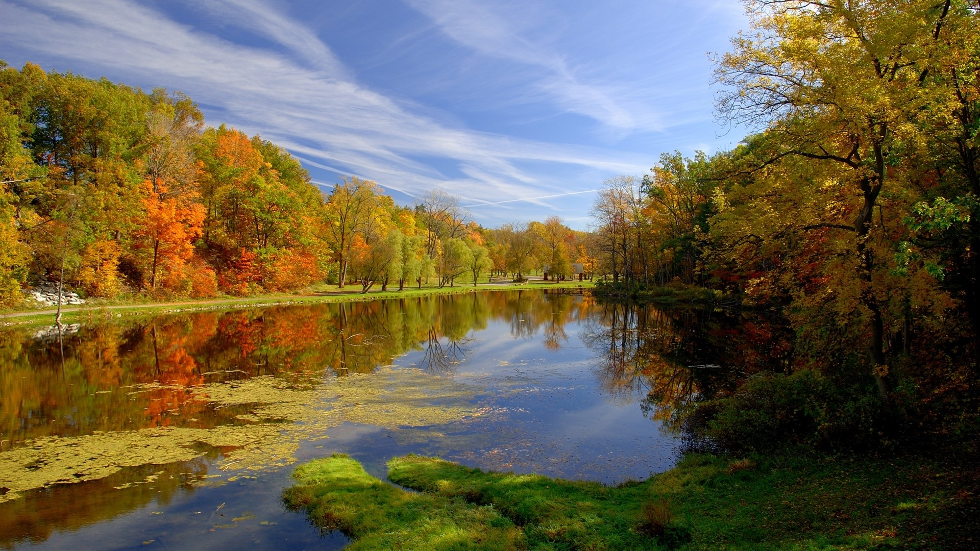 Fall Landscape Wallpapers 59 Background Pictures