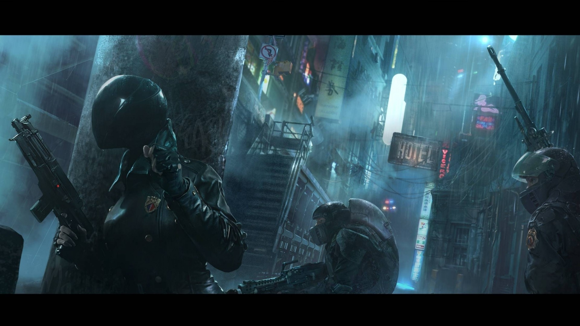 Cyberpunk Wallpapers 83 Background Pictures