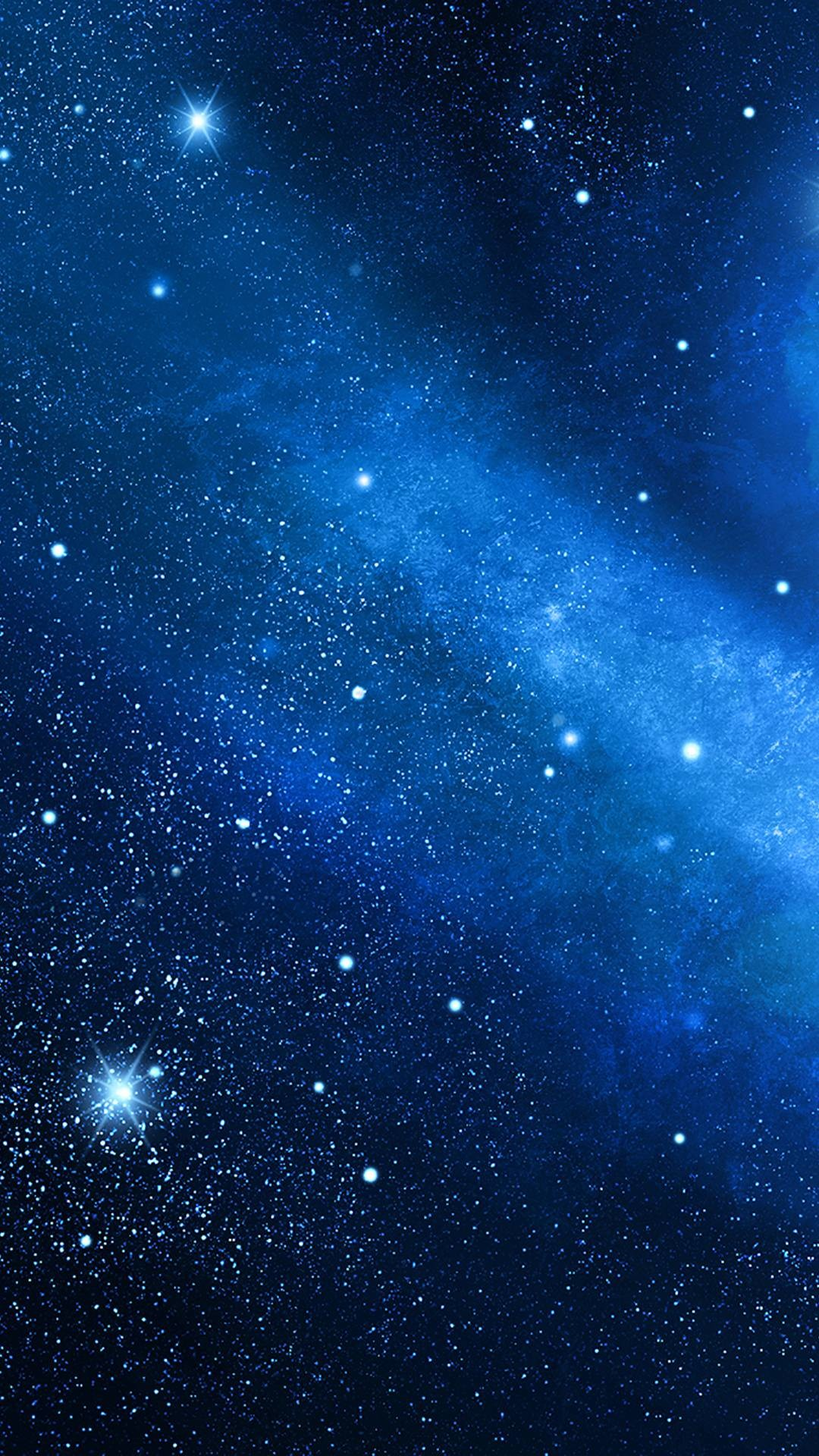 Blue Galaxy Wallpapers 72 Background Pictures