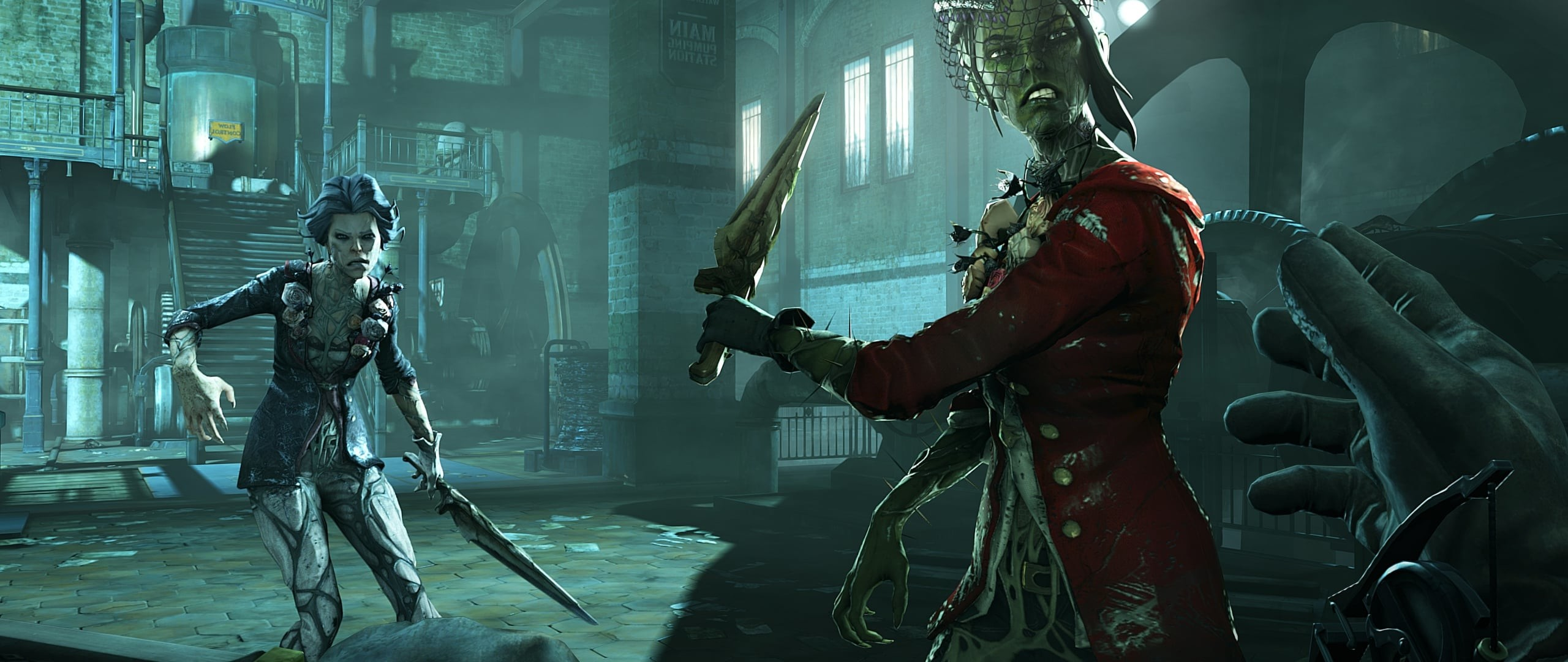 Dishonored 2 Wallpapers (81+ background pictures)