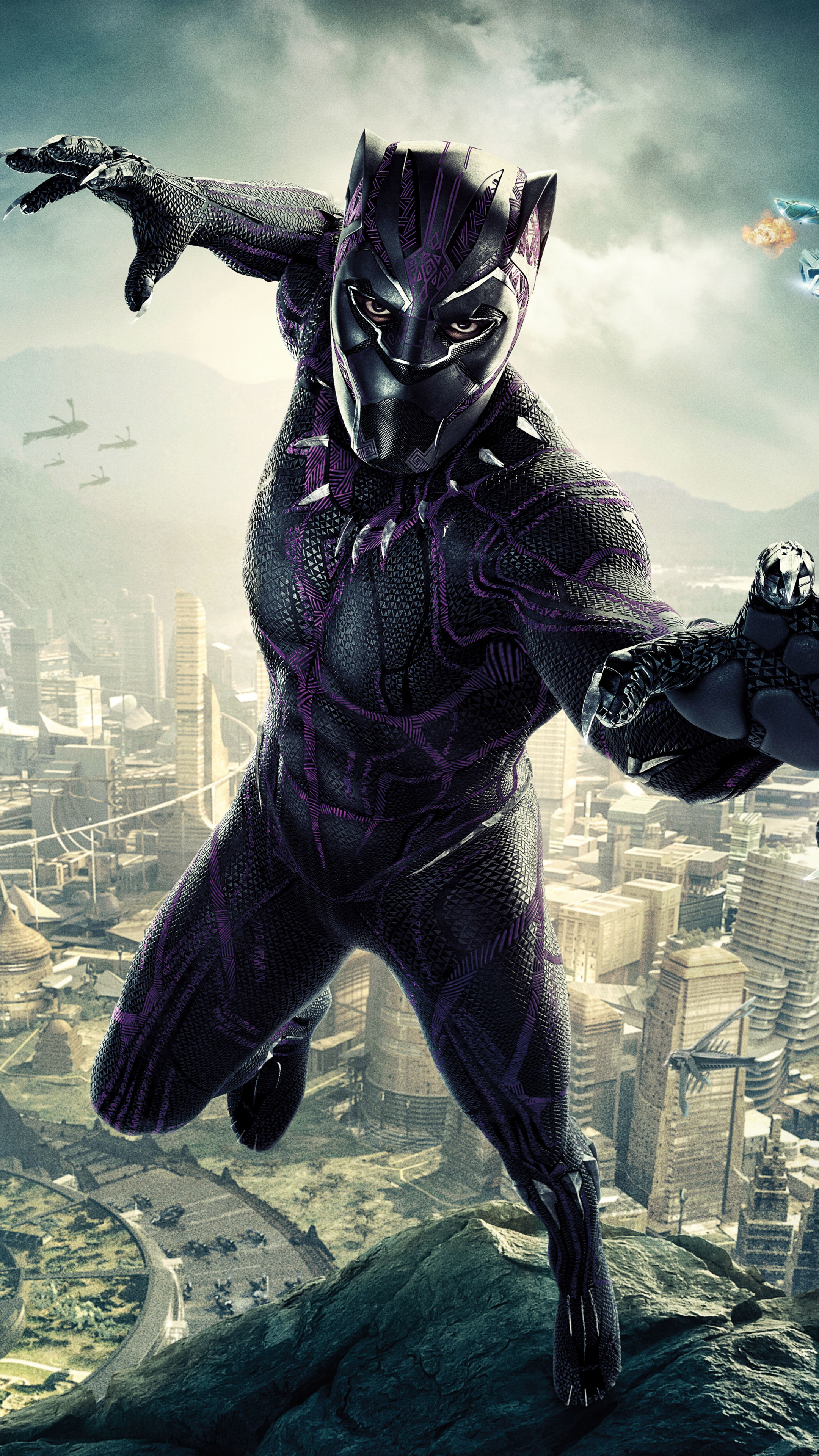 Black Panther Wallpapers 75 Background Pictures