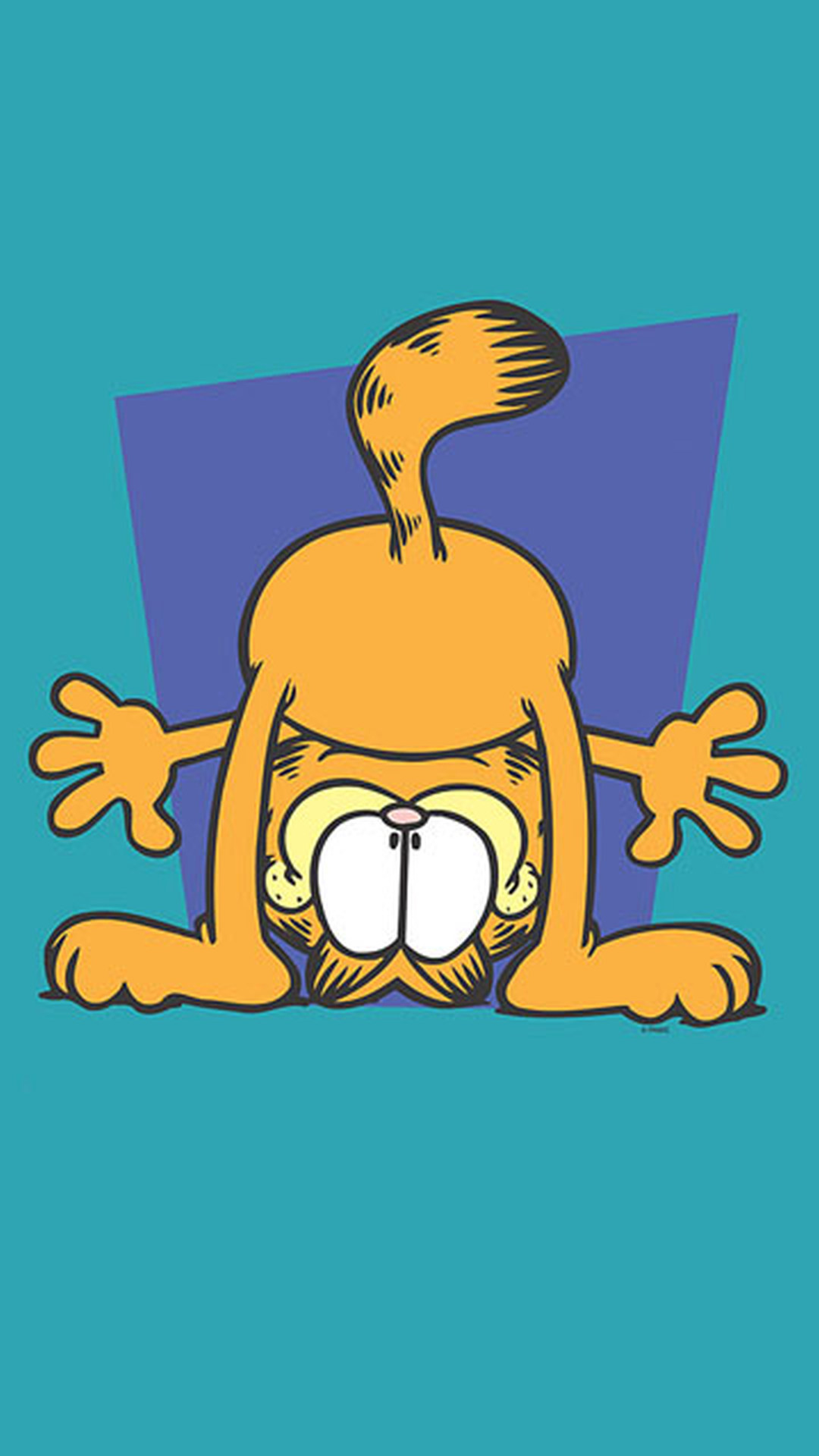 Garfield wallpapers 56 background pictures - Garfield wallpapers for mobile ...